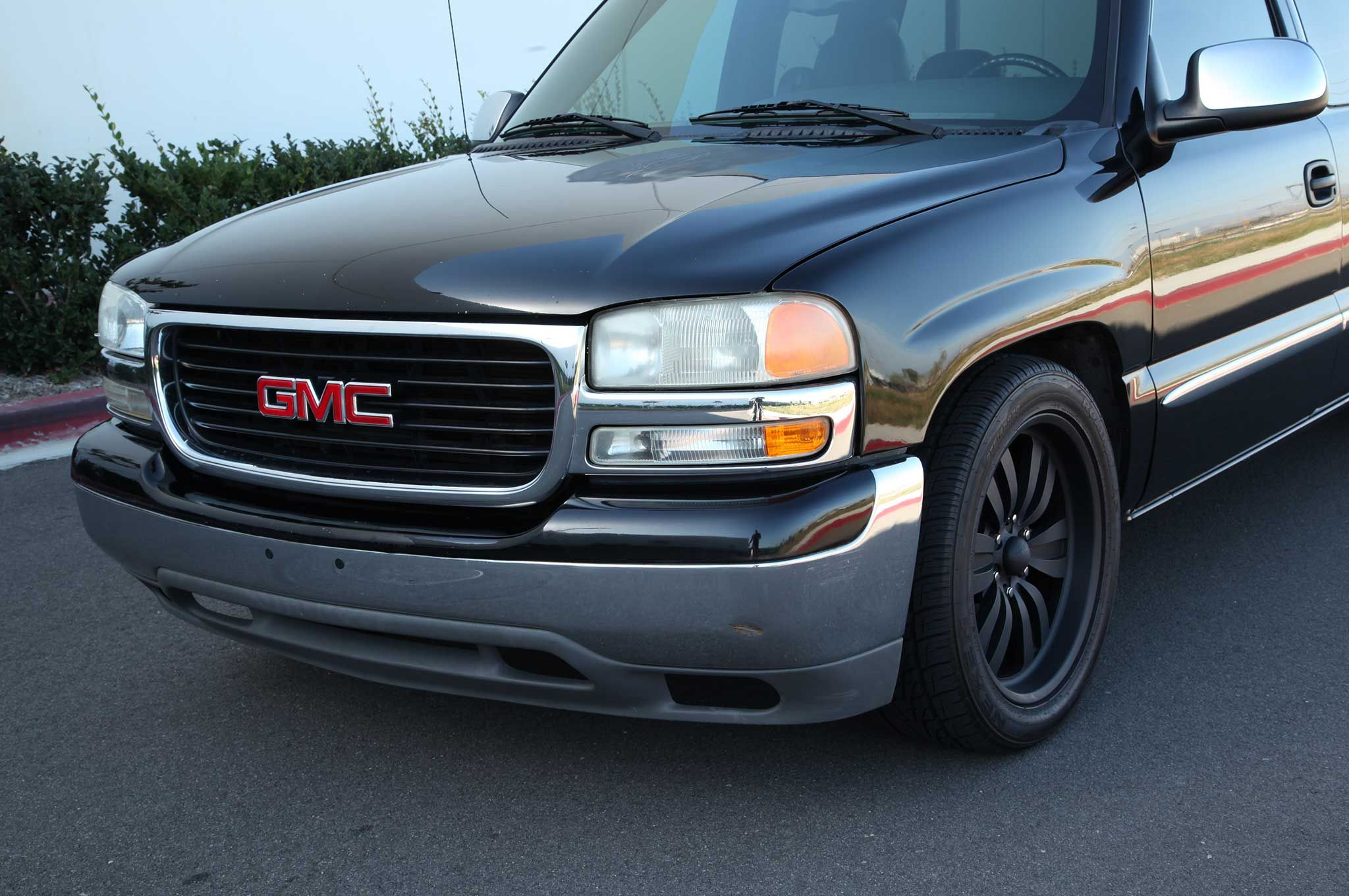 2002 GMC Sierra Frontend Conversion - Old Dog New Tricks