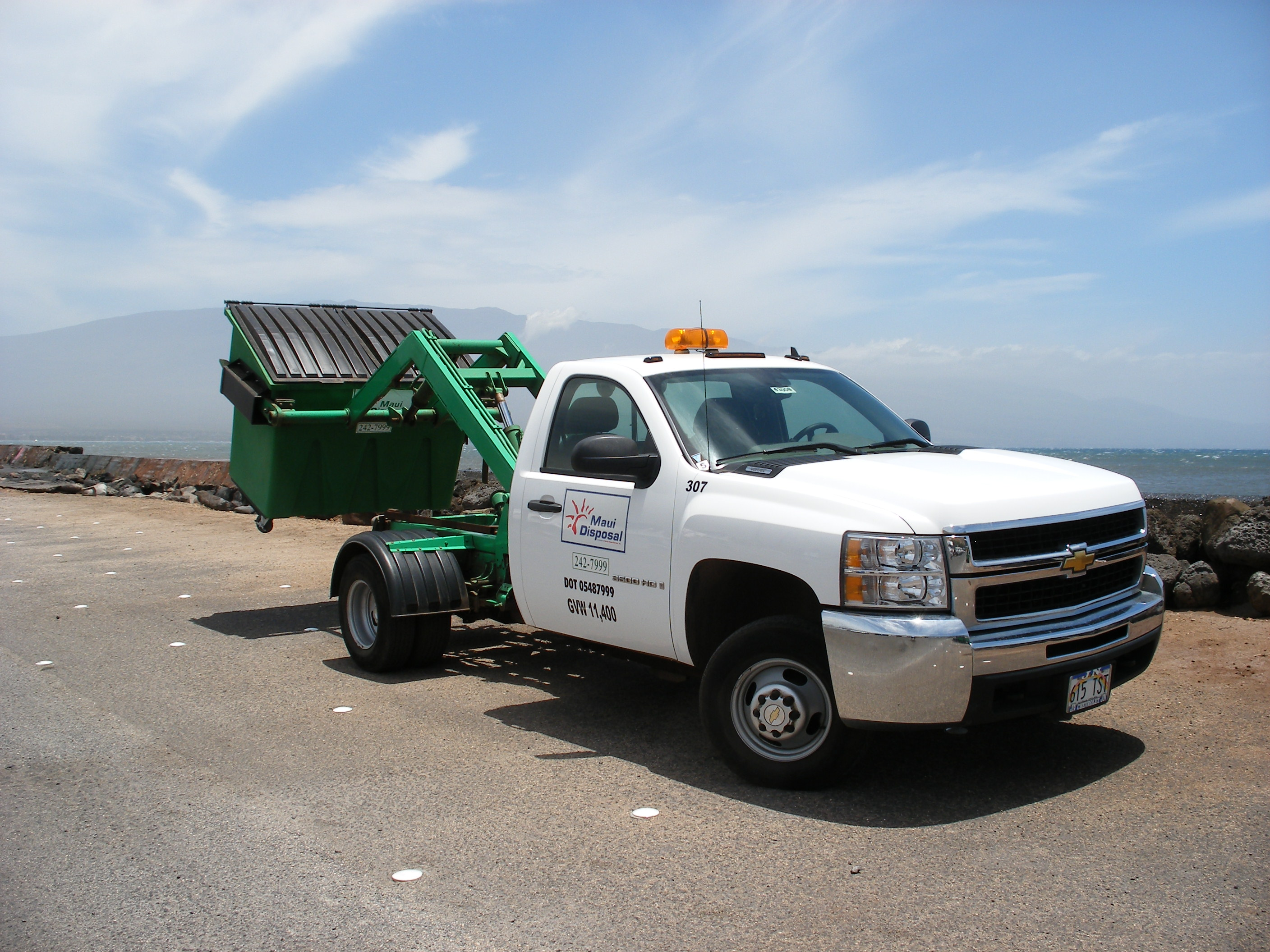 Front-End | Maui Disposal Service