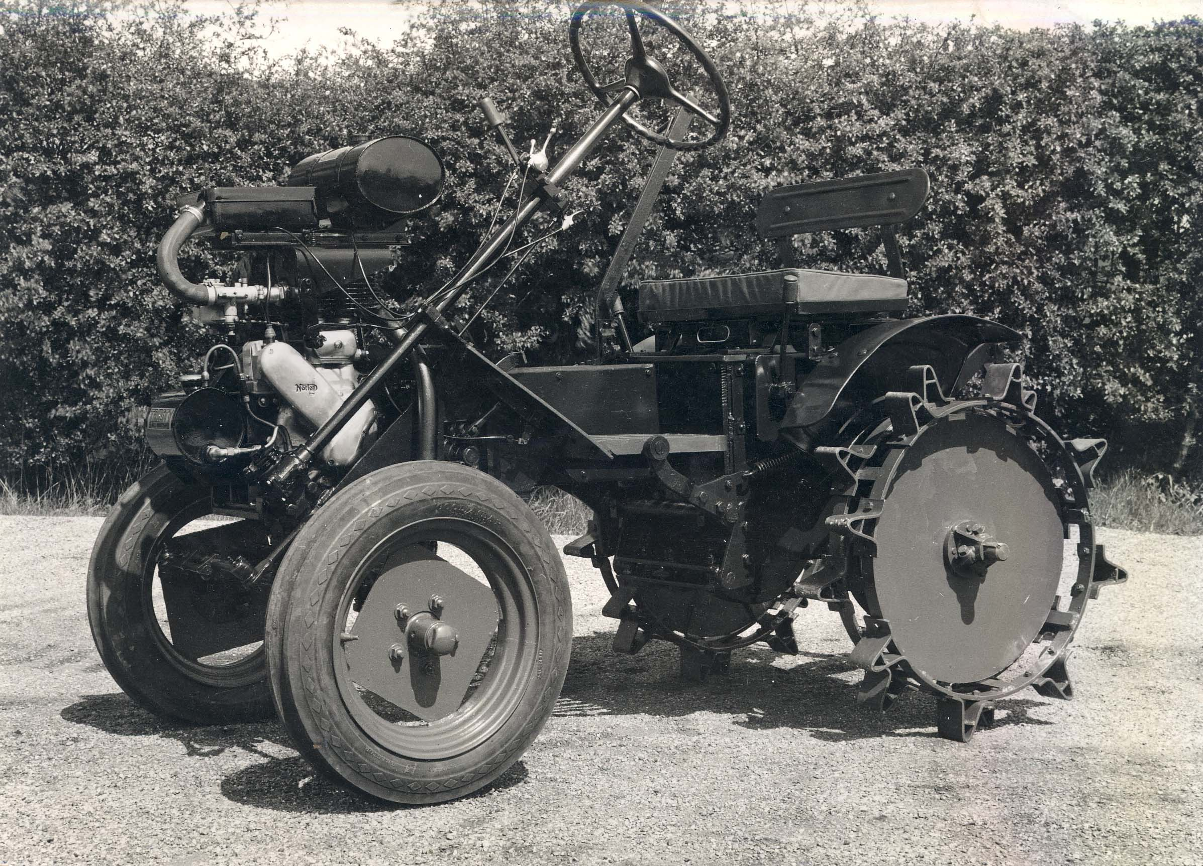 Trusty Steed Register | Vintage Horticultural and Garden Machinery Club