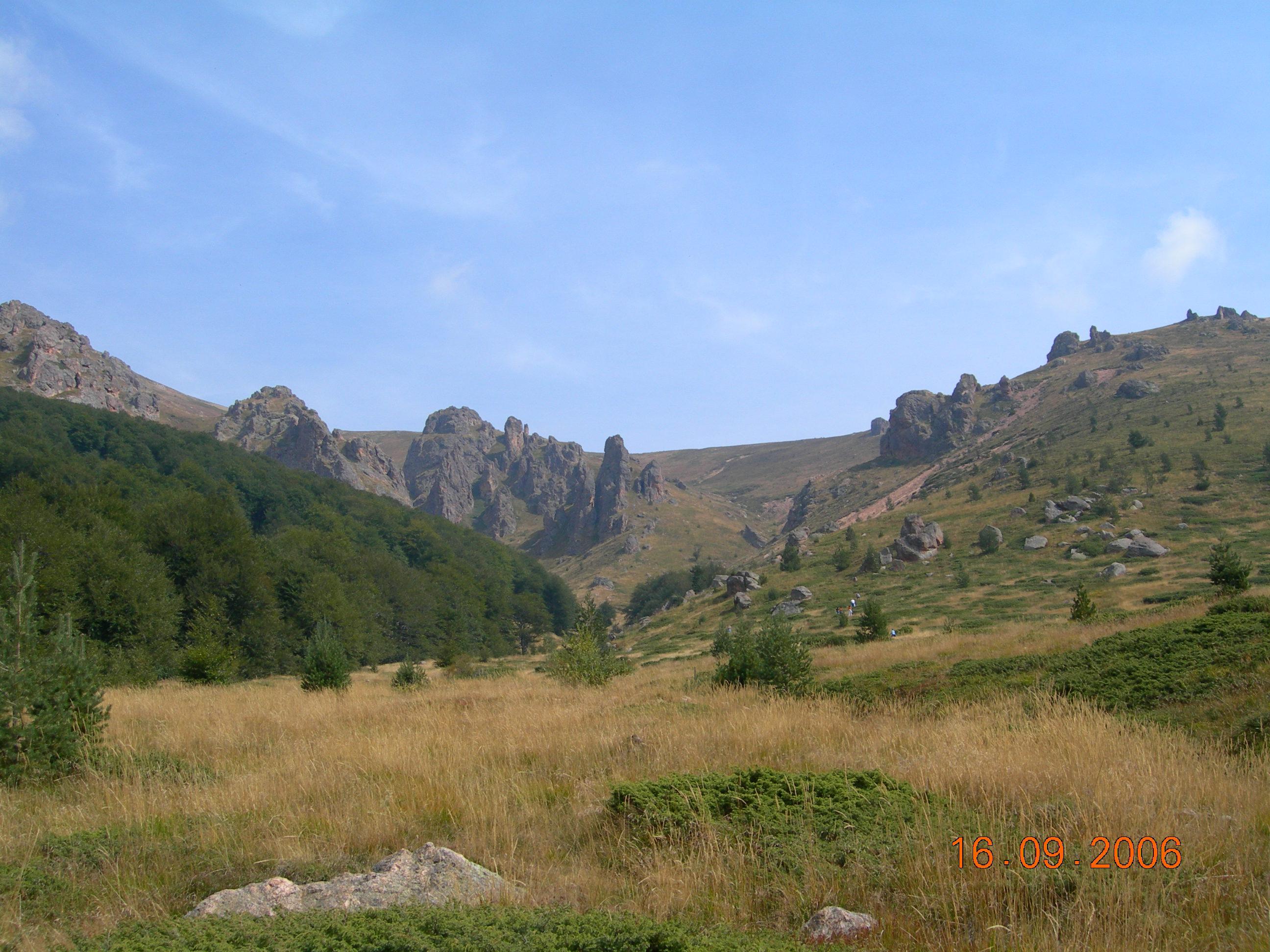 Tsvetelina Kostova-Simova, Bspo06, Cliffs, Green, Landscape, HQ Photo