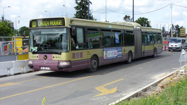 Tur - irisbus agora l n°817 - ligne h photo