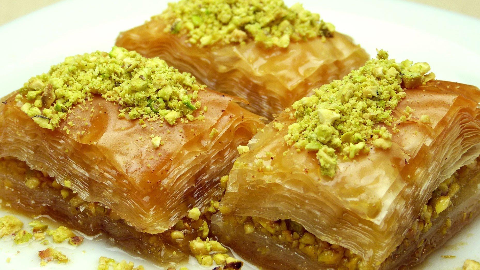 Free photo turkish baklava honey turkey food non commercial turkish baklava forumfinder Choice Image