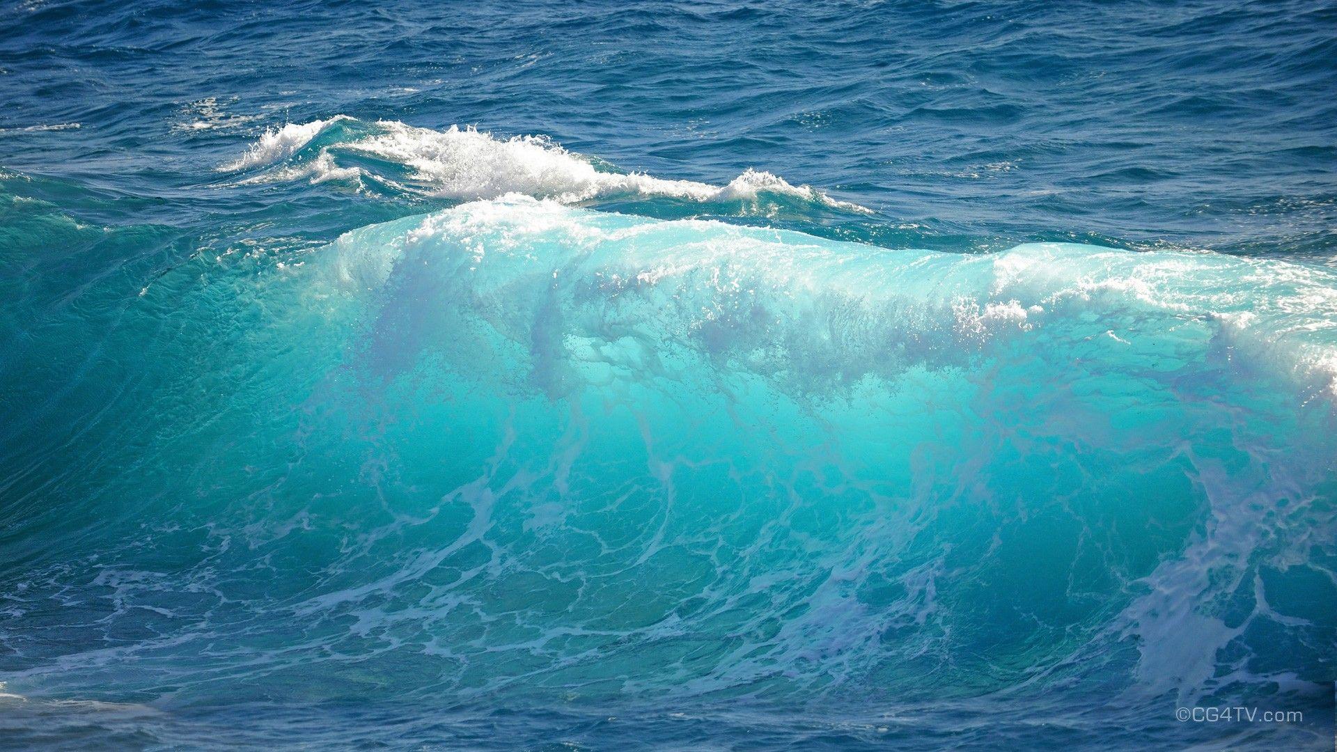 turquoise ocean | Desktop, wallpaper, photo, background, wave, stock ...