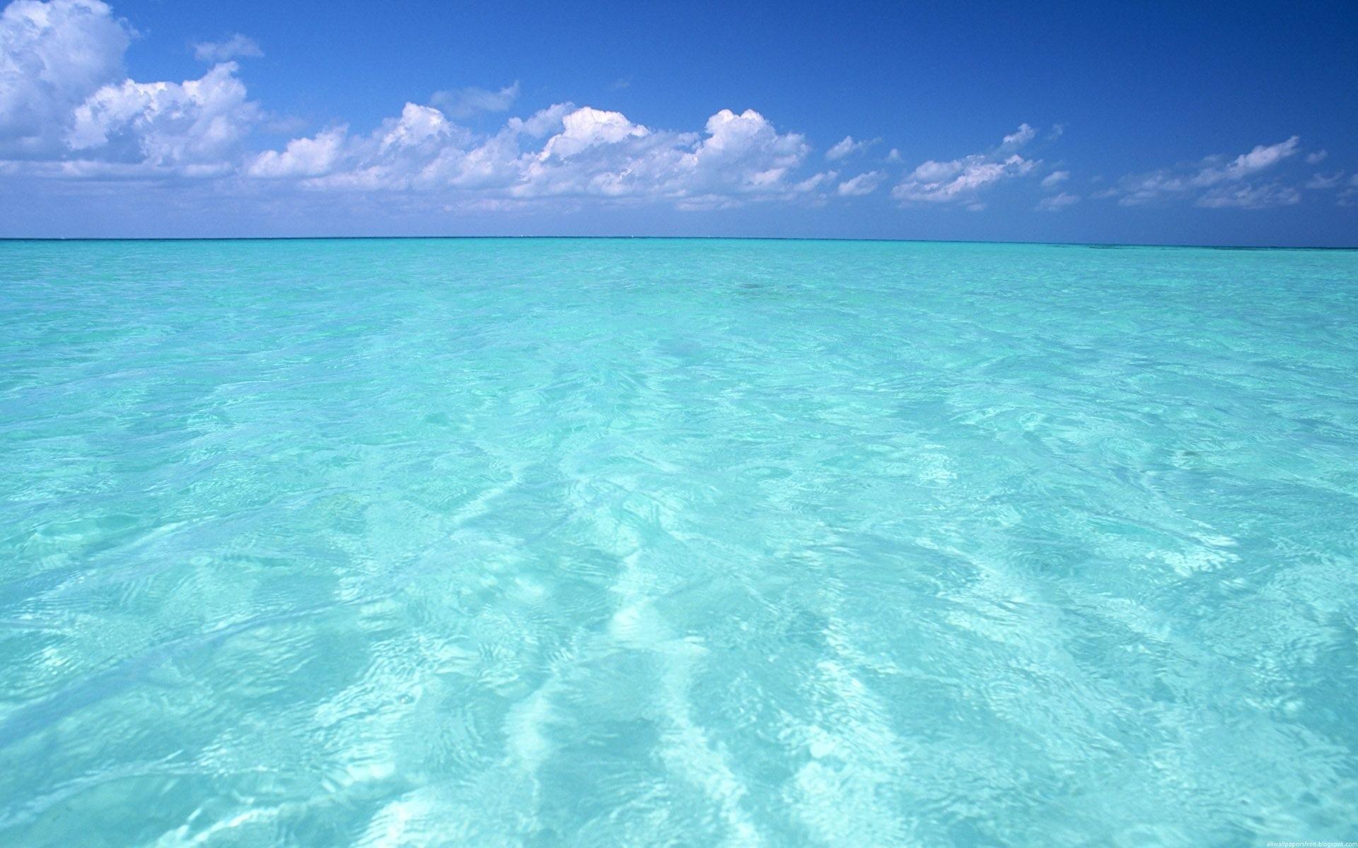Oceans: Turquoise Sea Oceans Aqua Nature Beautiful Ocean Wallpaper ...