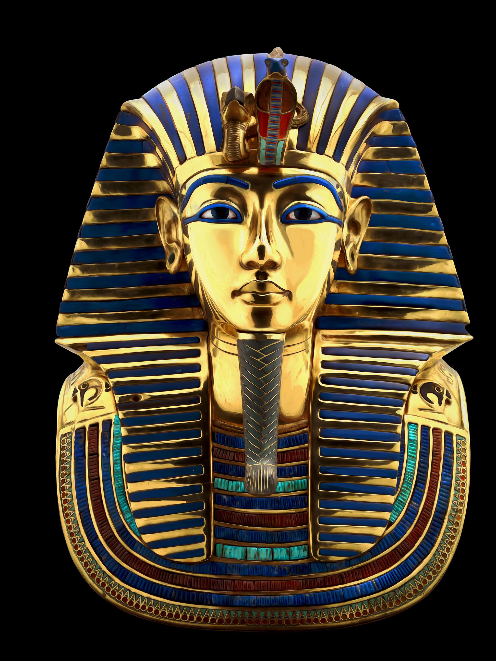 AP 17.45 King Tutankhamun | Mrbelloblog!