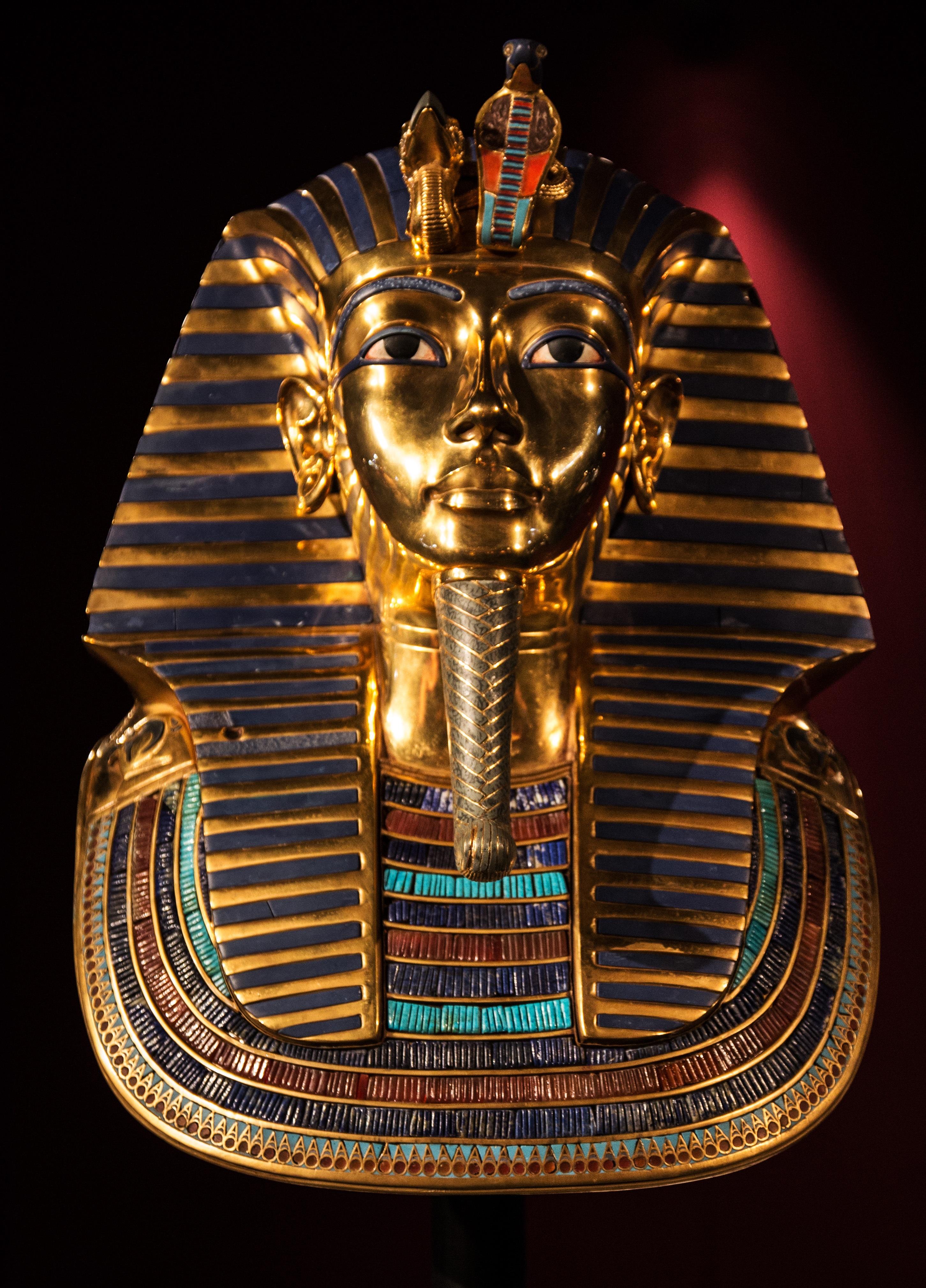Tutankhmun, Egypt, Gold, Historical, History, HQ Photo