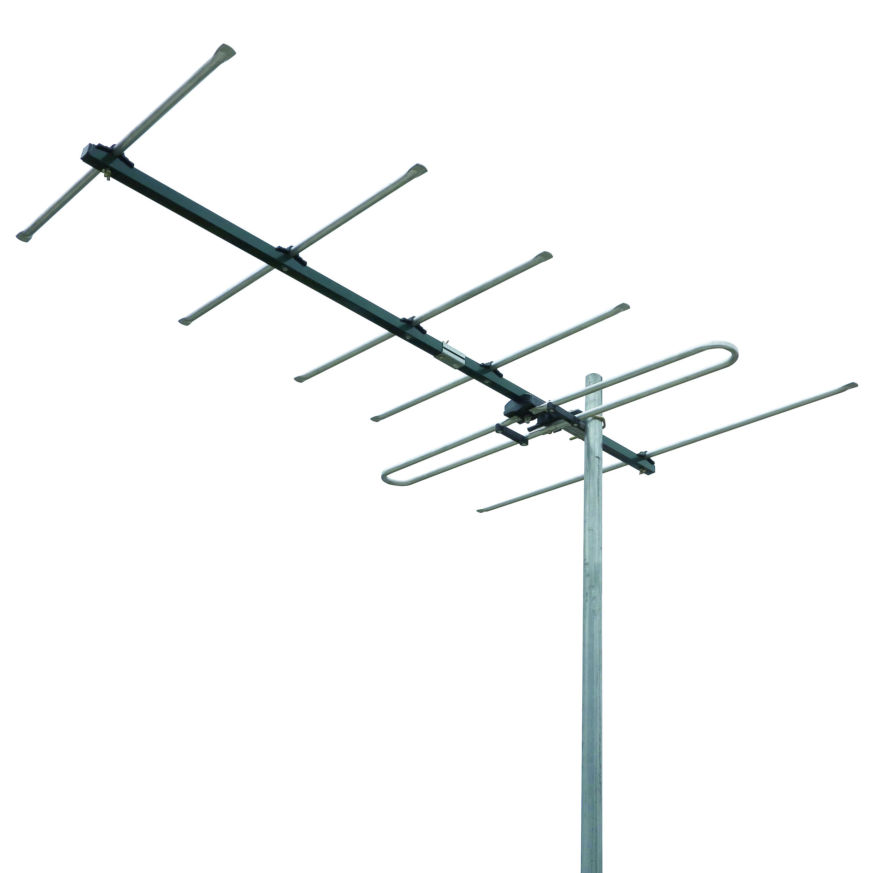 03MM-DR3006 - Digital TV Antenna VHF (6-12) 6 Elements - Matchmaster ...