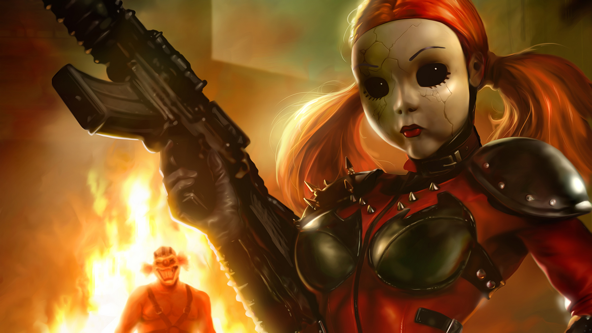 Twisted Metal - Dollface Full HD Wallpaper and Background Image ...