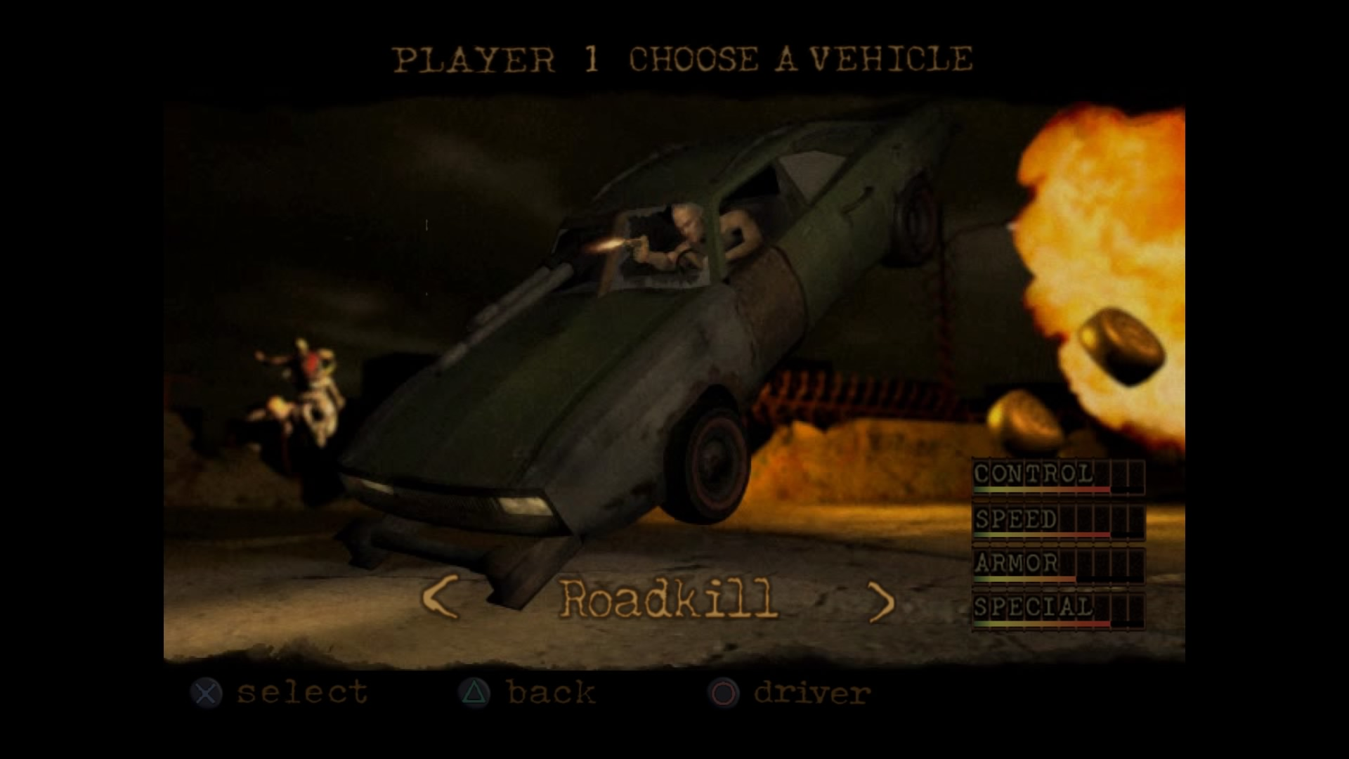 Twisted Metal PS4 - PS2 on PS4 Revisited