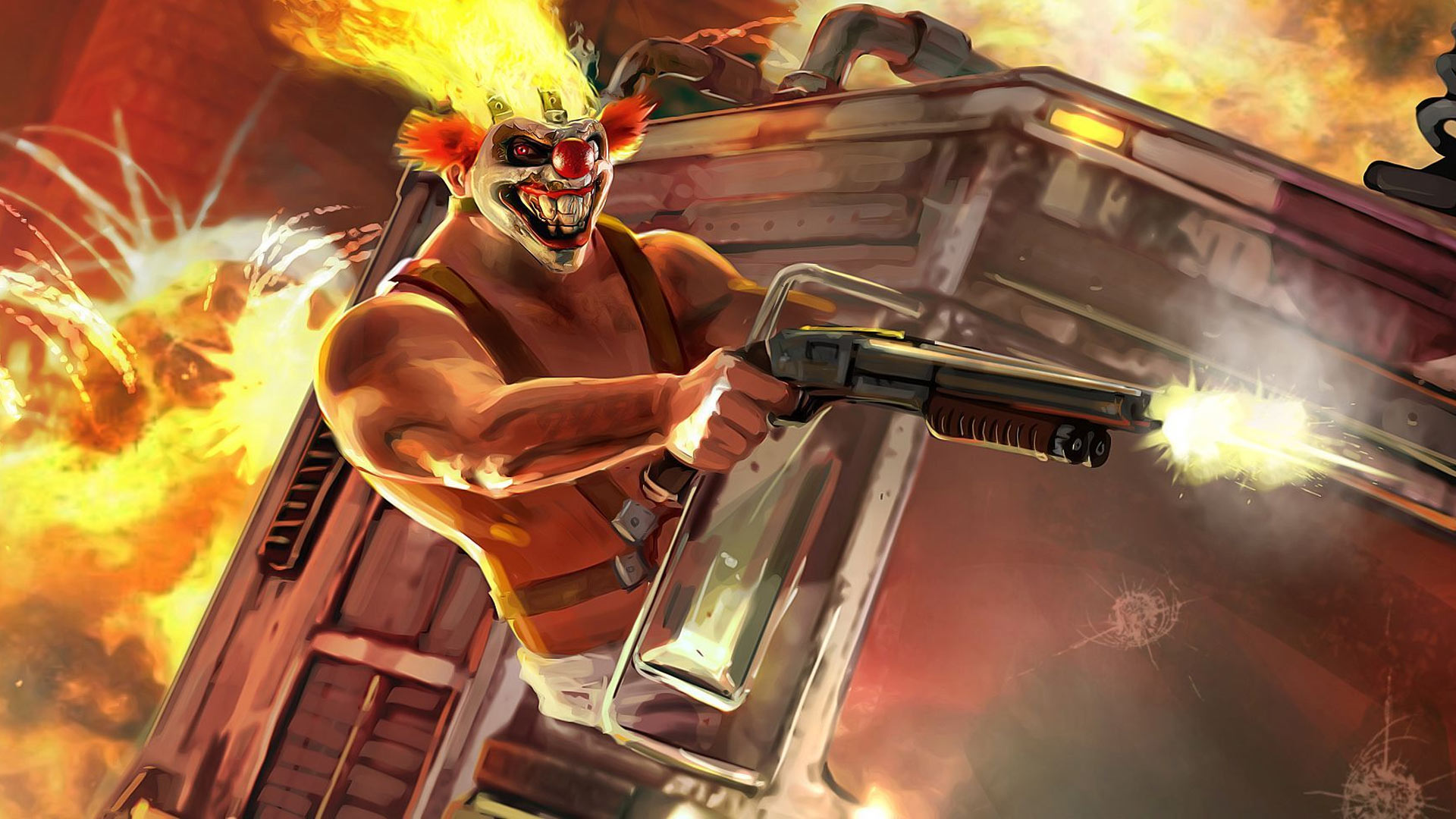 Twisted Metal (2012) - After the Credits | MediaStinger