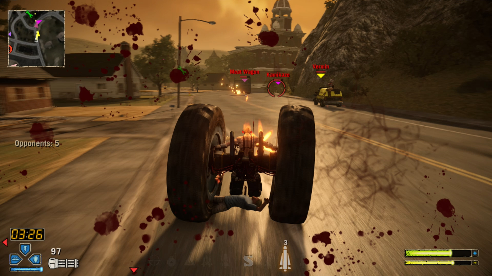Twisted Metal (2012) Review