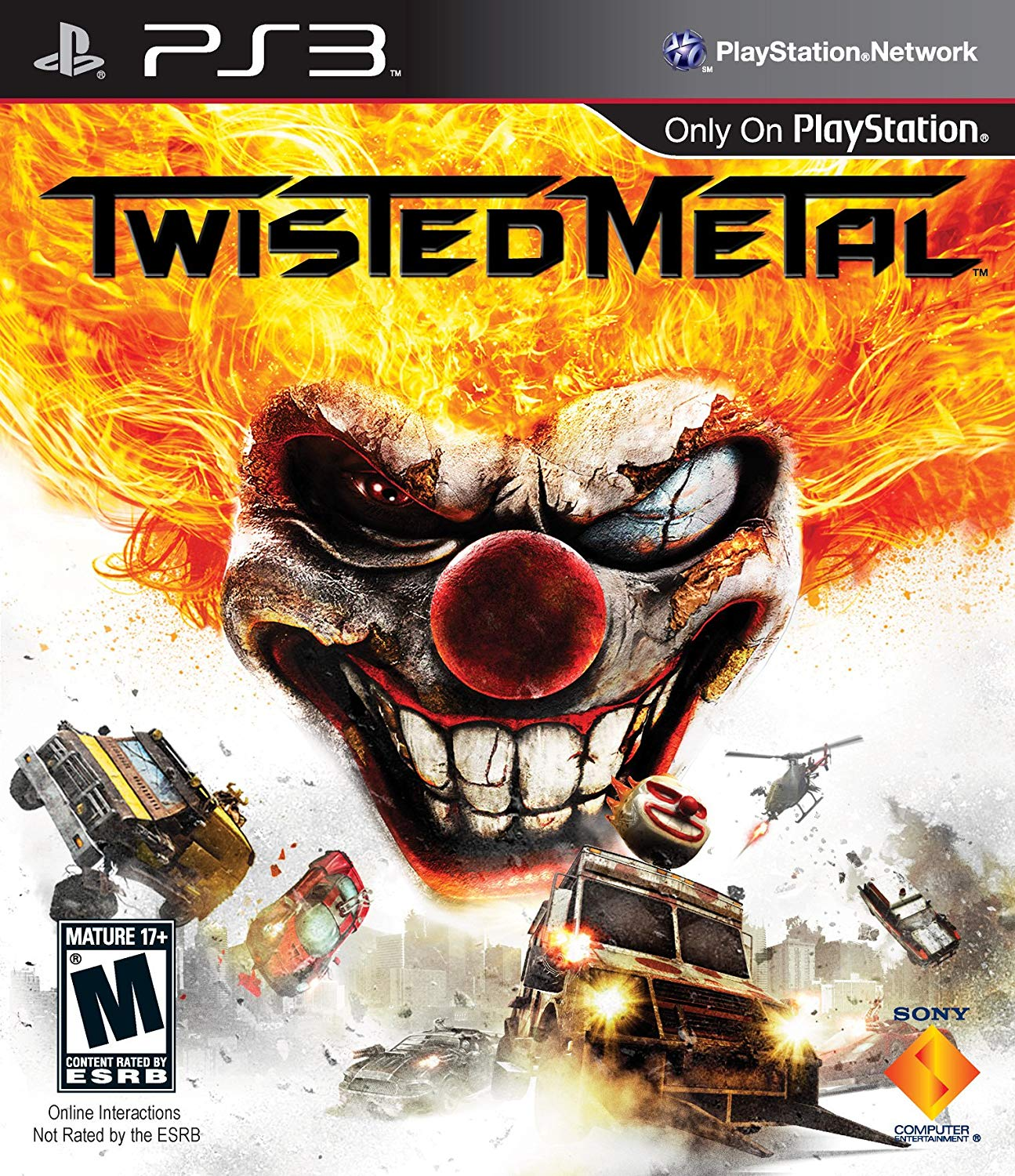 Amazon.com: Twisted Metal: Playstation 3: Sony Computer Entertainme ...