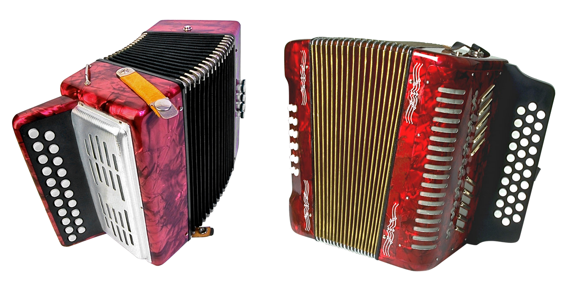 Two Accordions, Accordion, Instrument, Music, Musical, HQ Photo