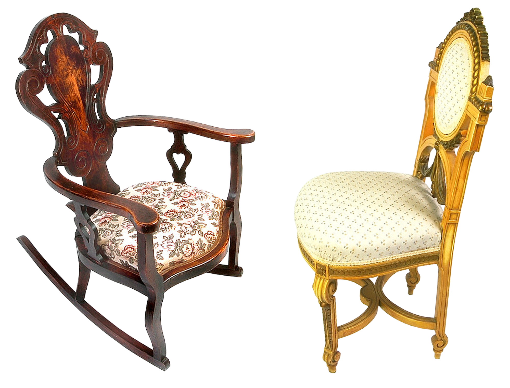 Two armchairs photo