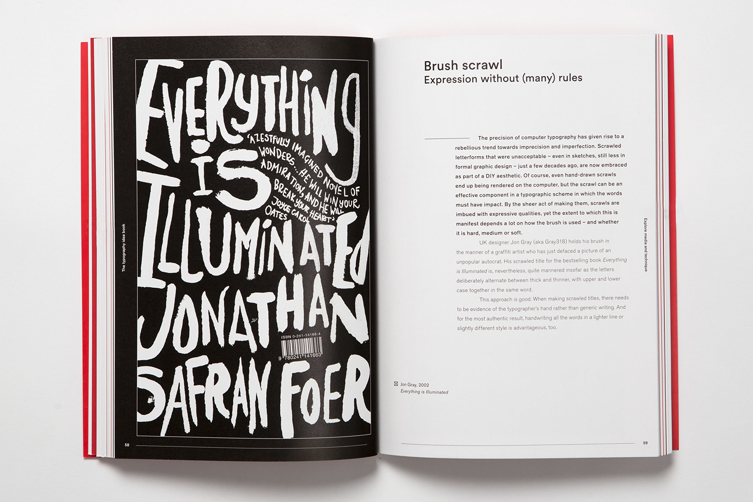 The Typography Idea Book: Inspiration from 50 Masters: Steven Heller ...