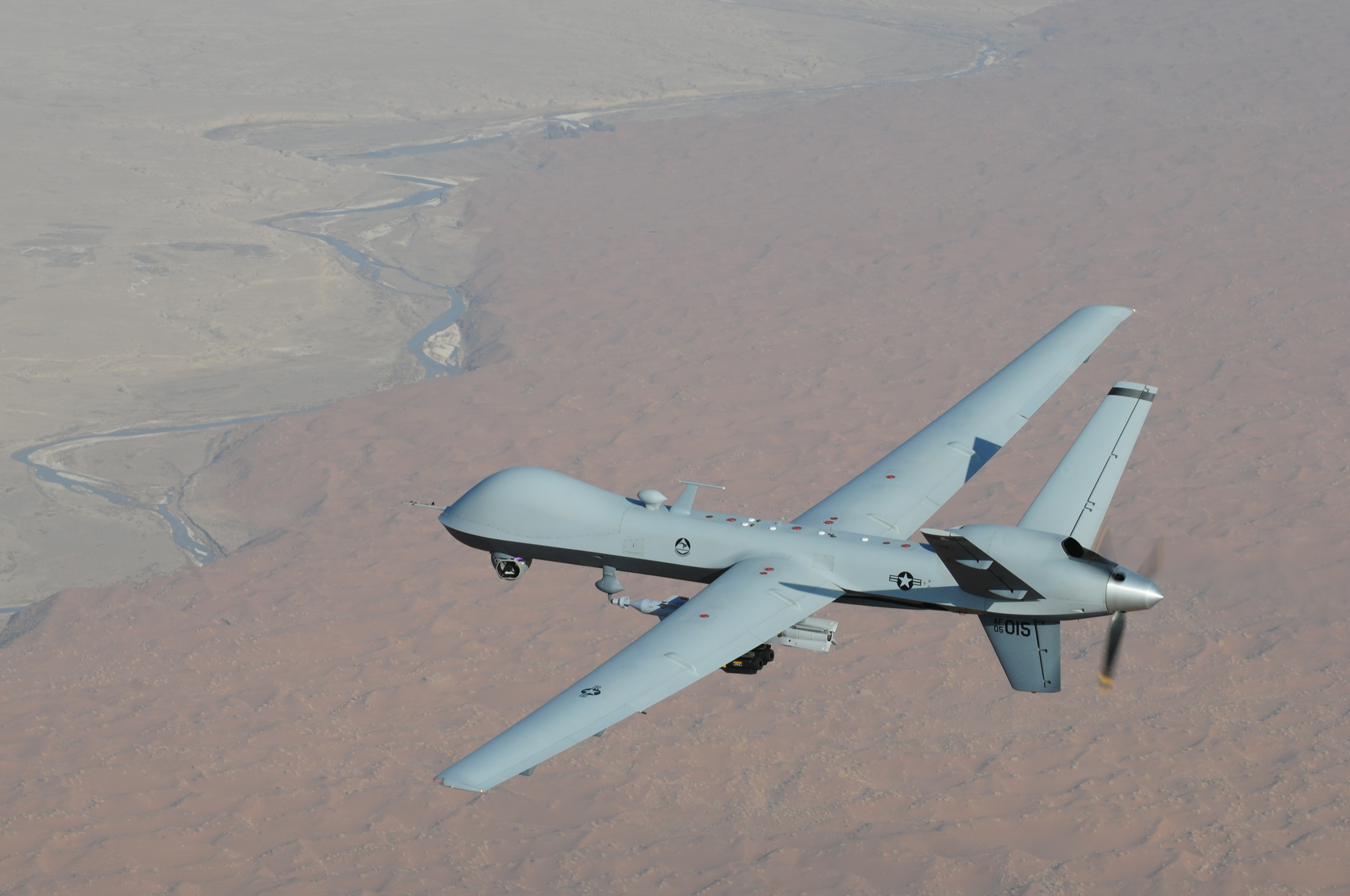 File:MQ-9 Reaper UAV.jpg - Wikimedia Commons