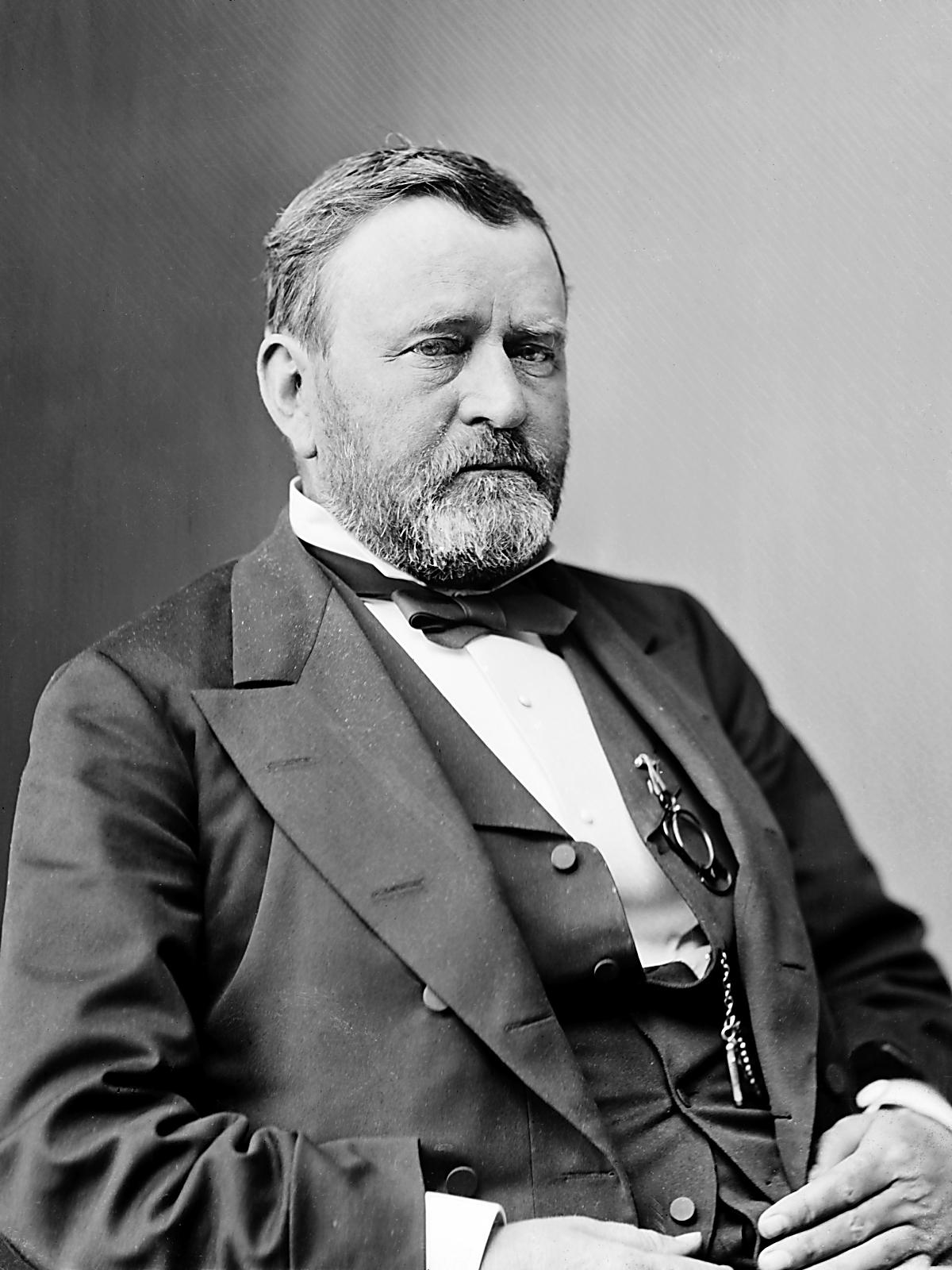 Ulysses grant photo