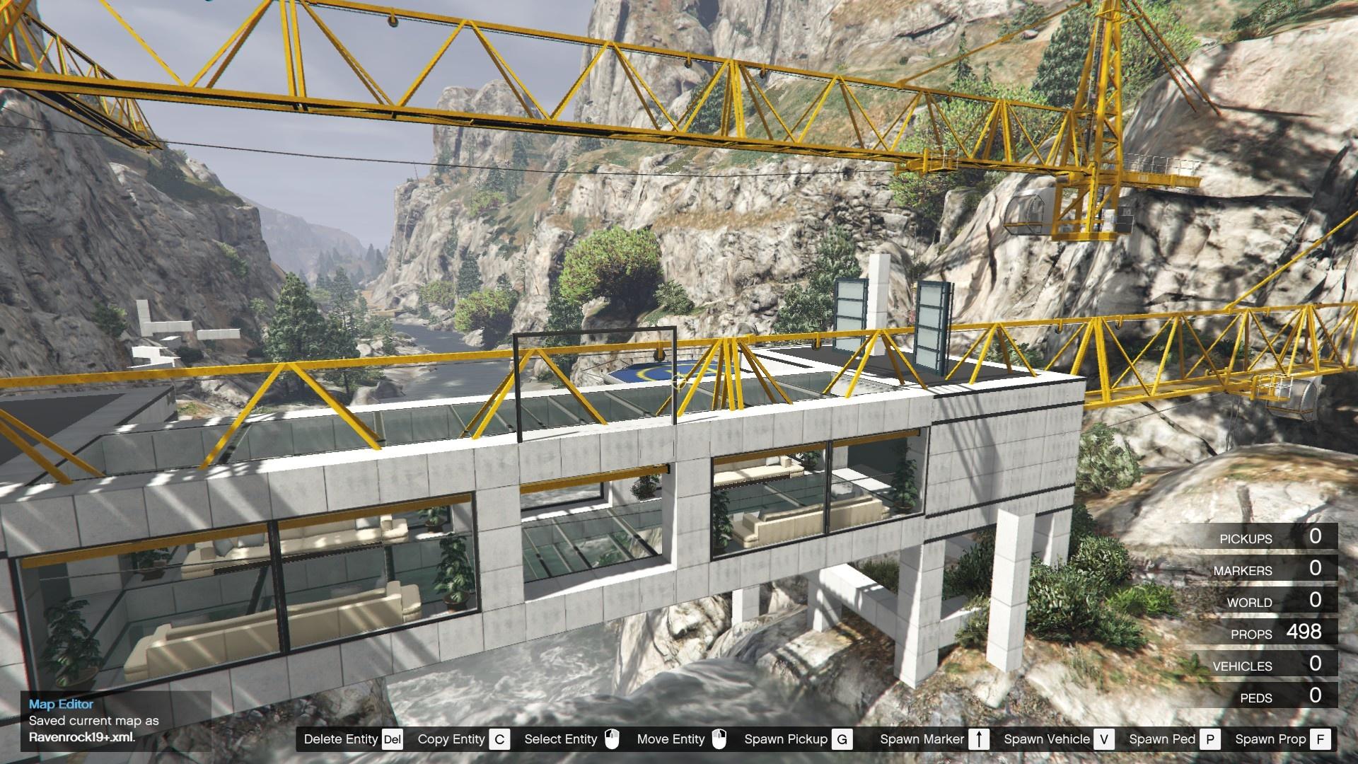 Mansion under the bridge - GTA5-Mods.com