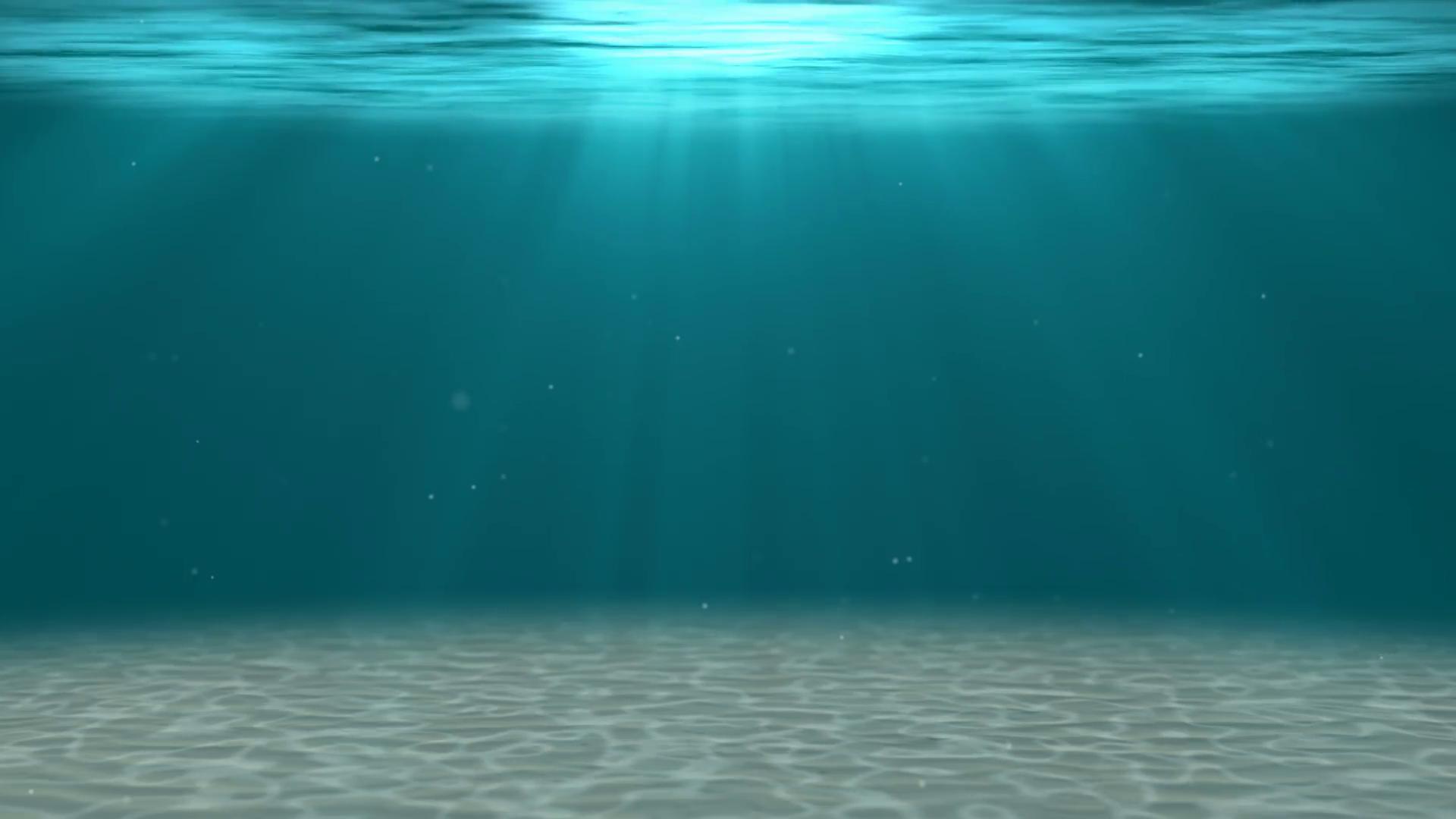HD - Deep water. Underwater background Motion Background - Videoblocks