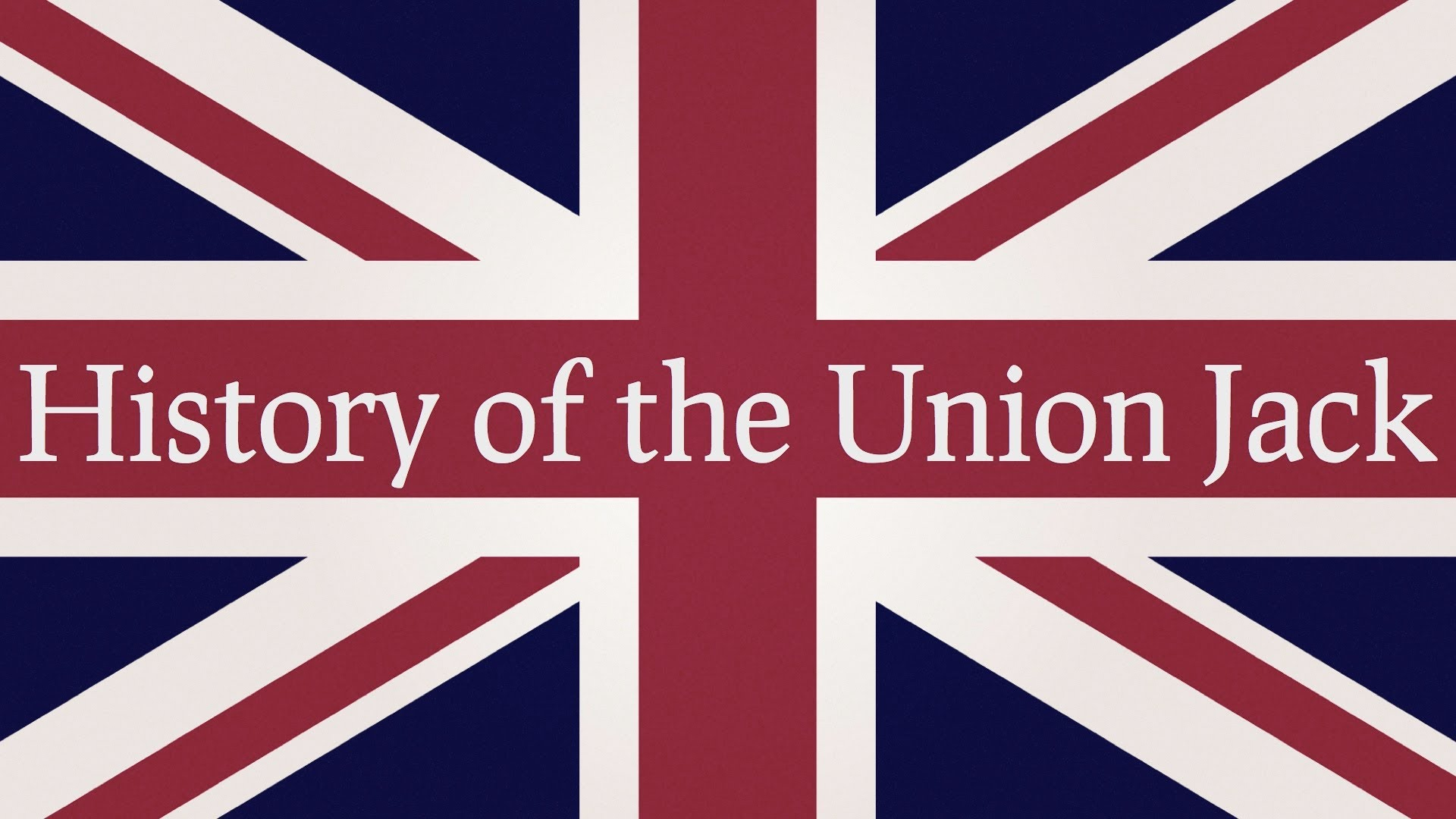 History of the Union Jack - YouTube