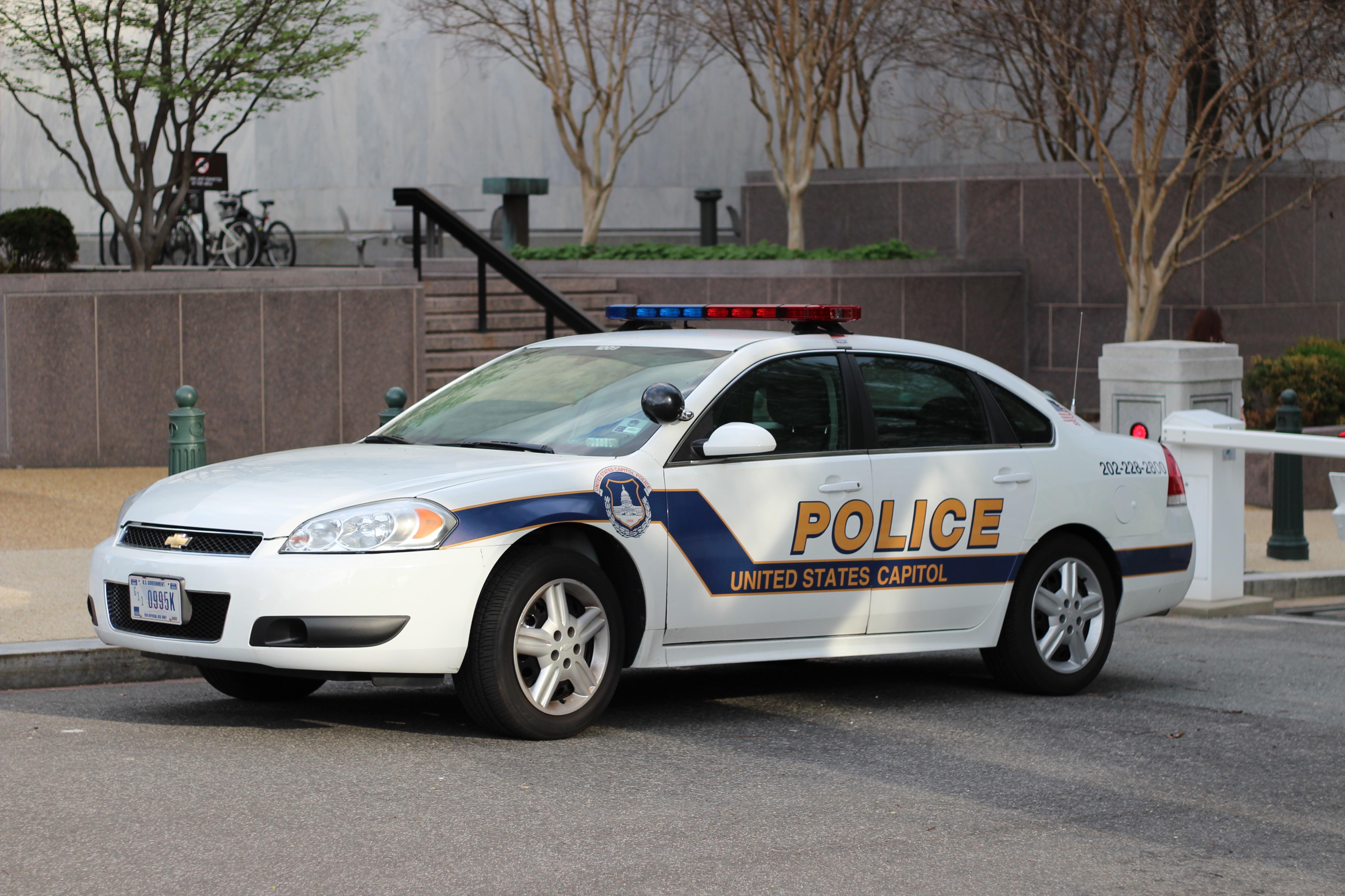 United states capitol police impala photo
