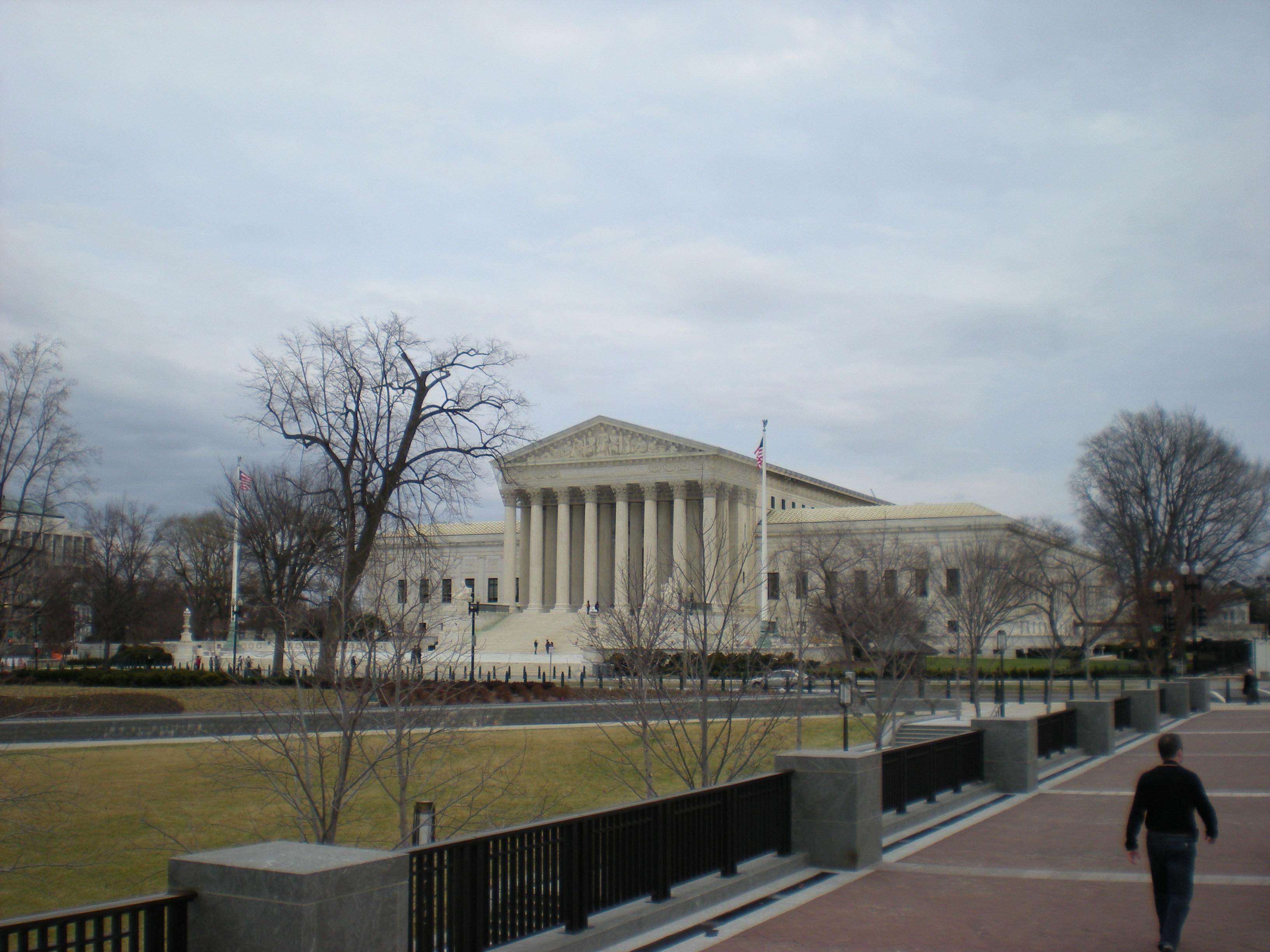 United states supreme court photo