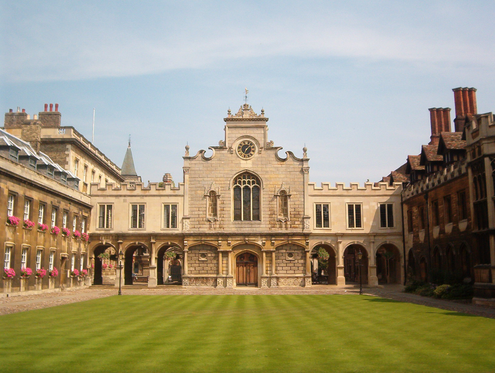 University of cambridge photo