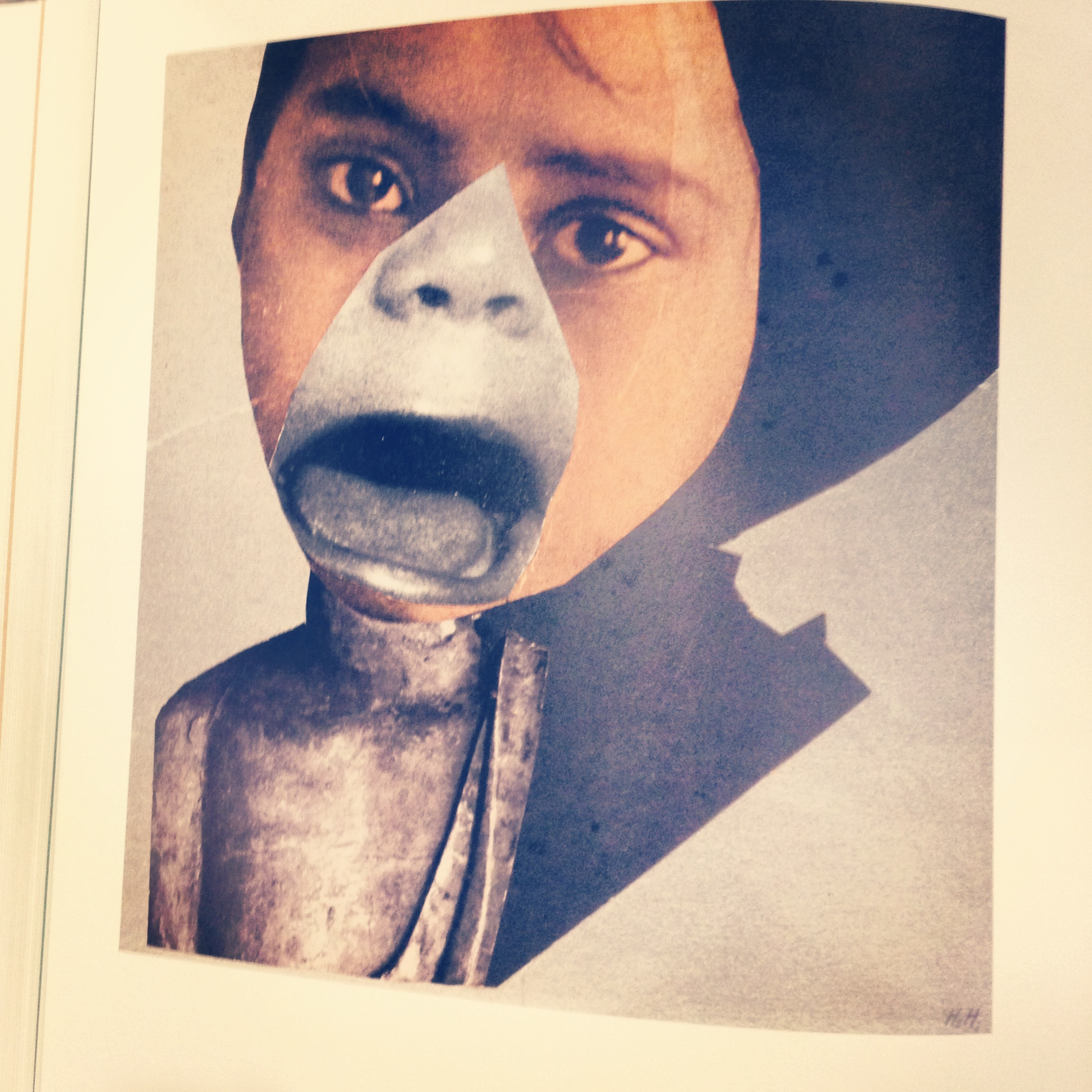 A2 Photography | Unit 4 | Unusual Portraiture | Hannah Hoch ...