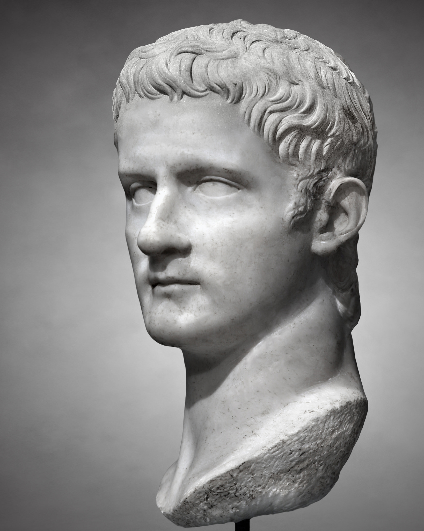 Mean Caligula | Portraits, Roman and Ancient history