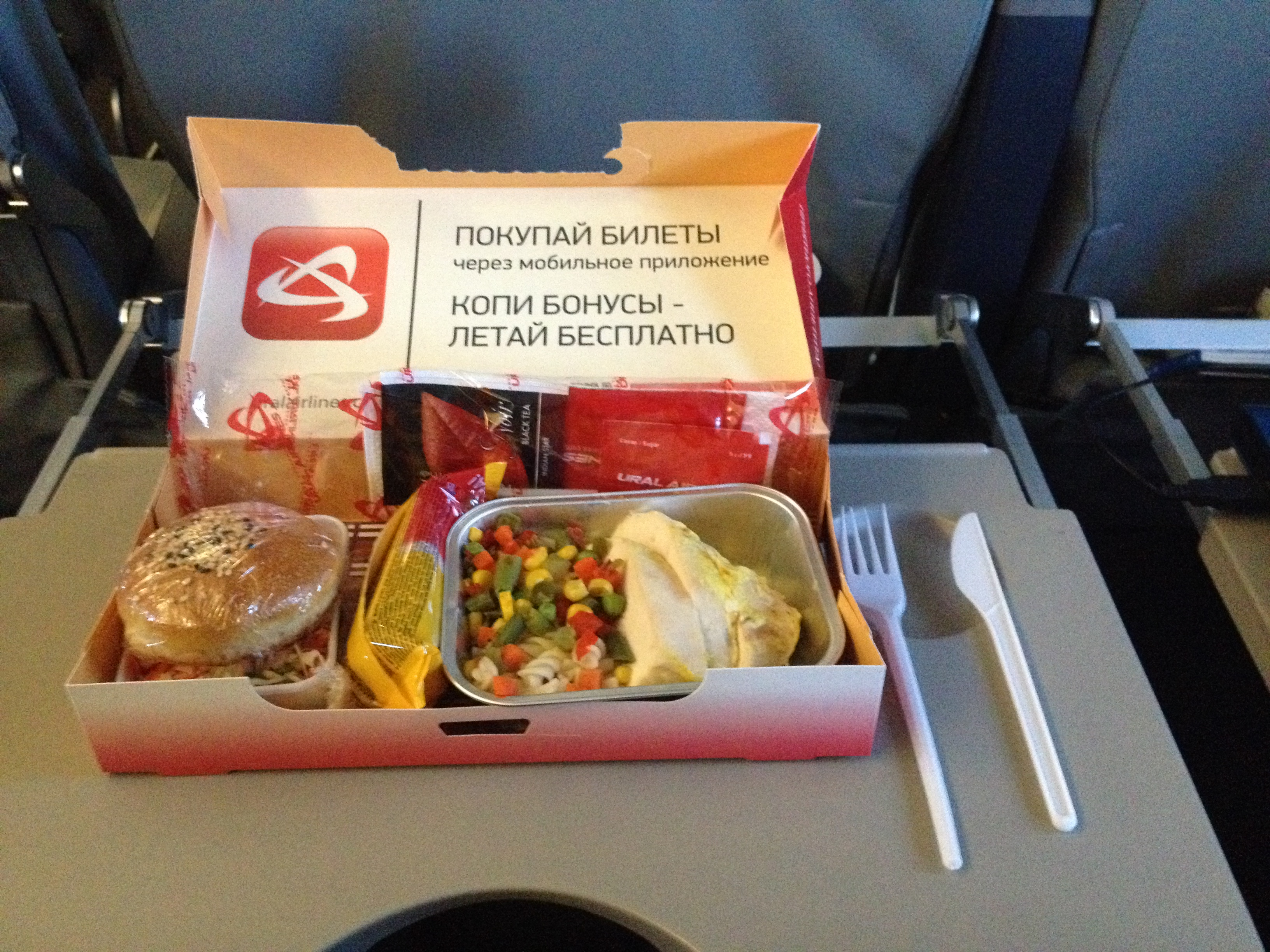 File:Ural Airlines OnBoard Meal.jpg - Wikimedia Commons