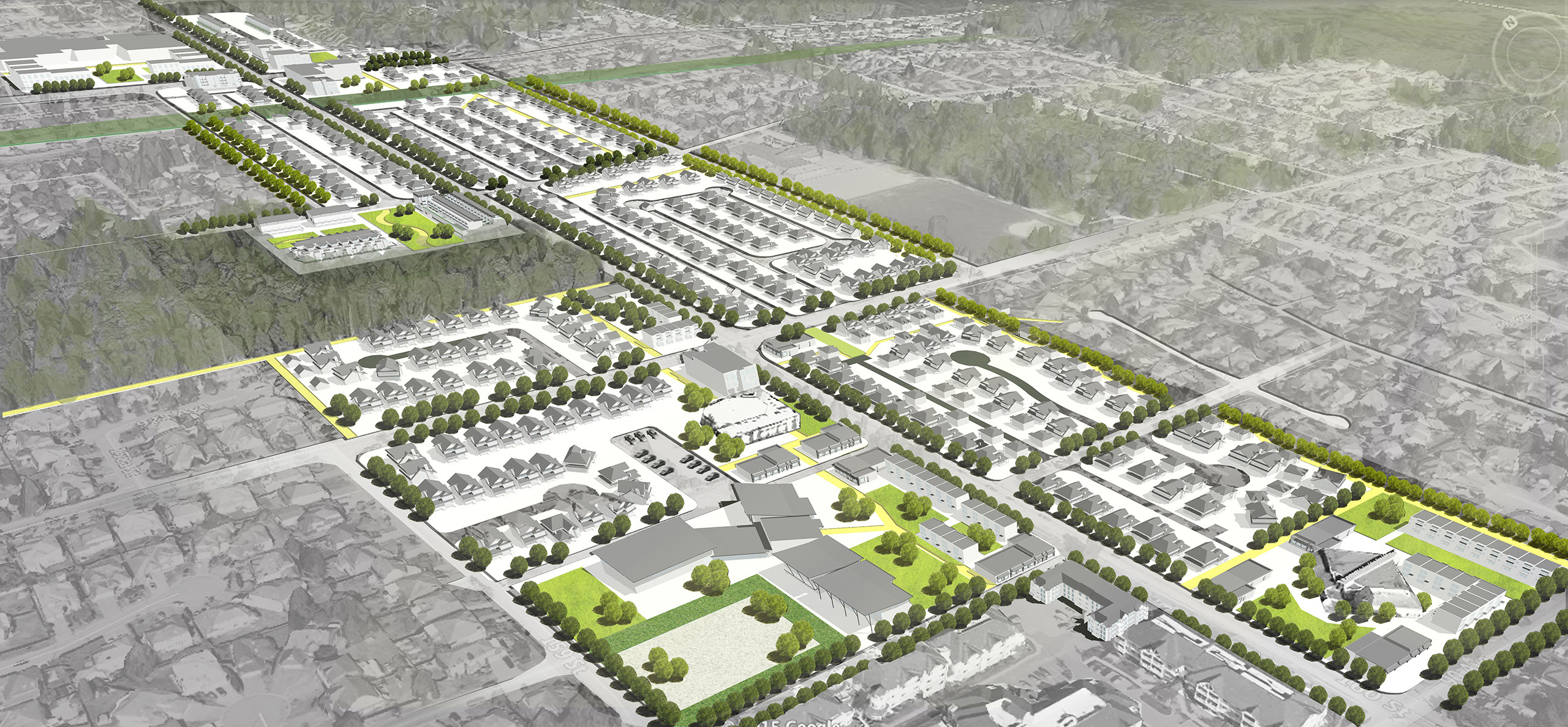 Urban design prototypes for the City of Surrey | sala.ubc.ca