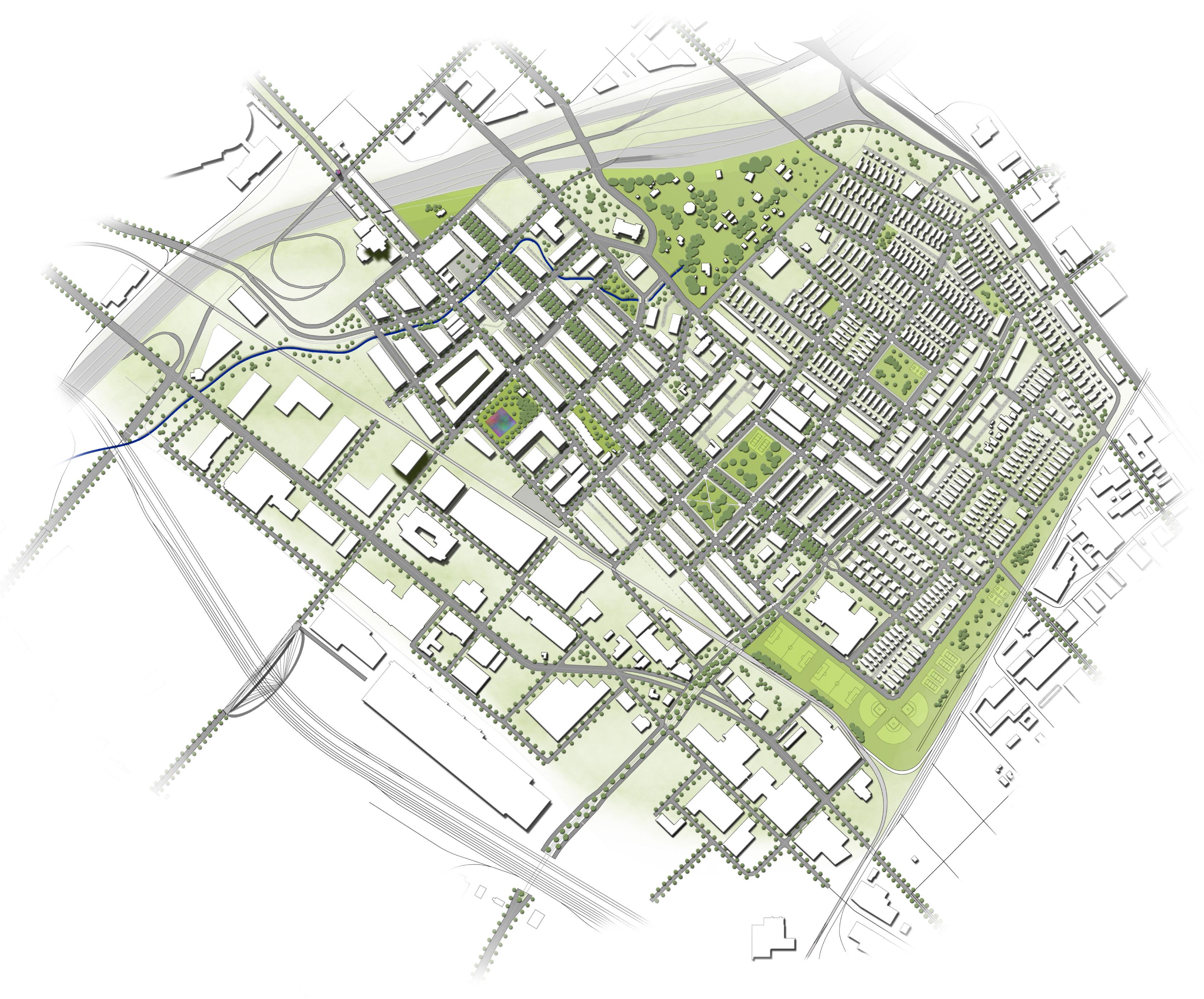 imagiNATIVEamerica.com » ULI Urban Design Competition 2009