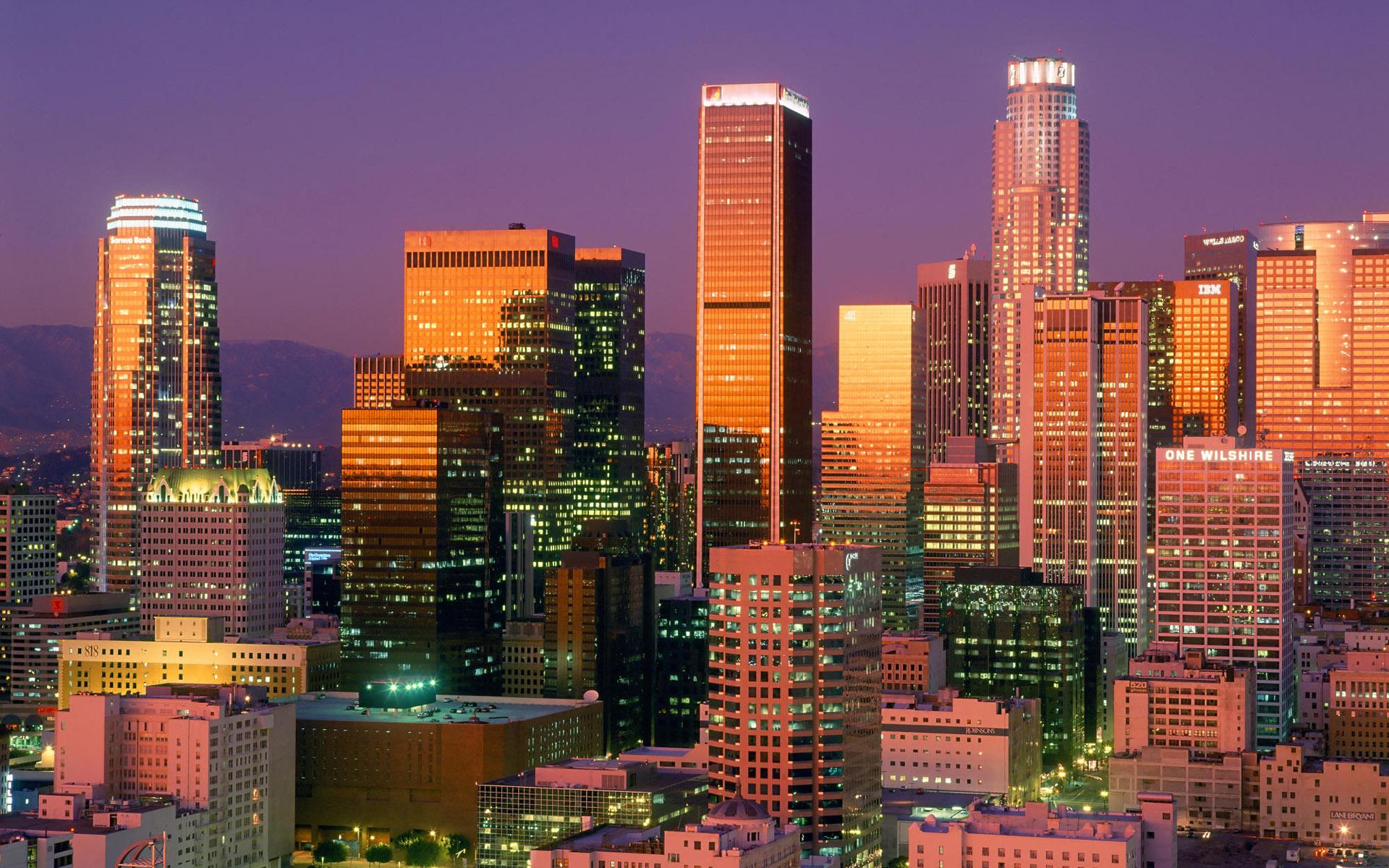 Urban Landscape Series VIII 16831 - City night - Building