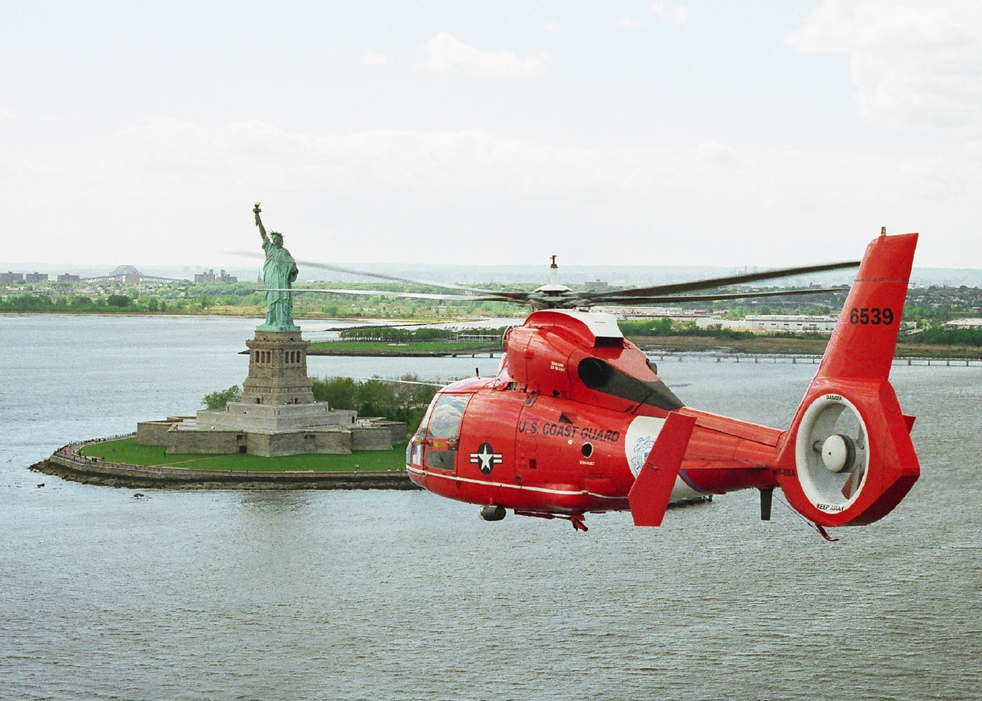 US Coast Guard Helicopter, Coast, Fig, Figure, Flying, HQ Photo