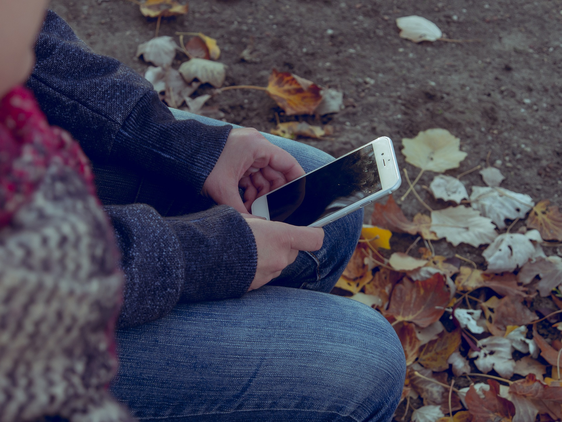 Using apple iphone photo