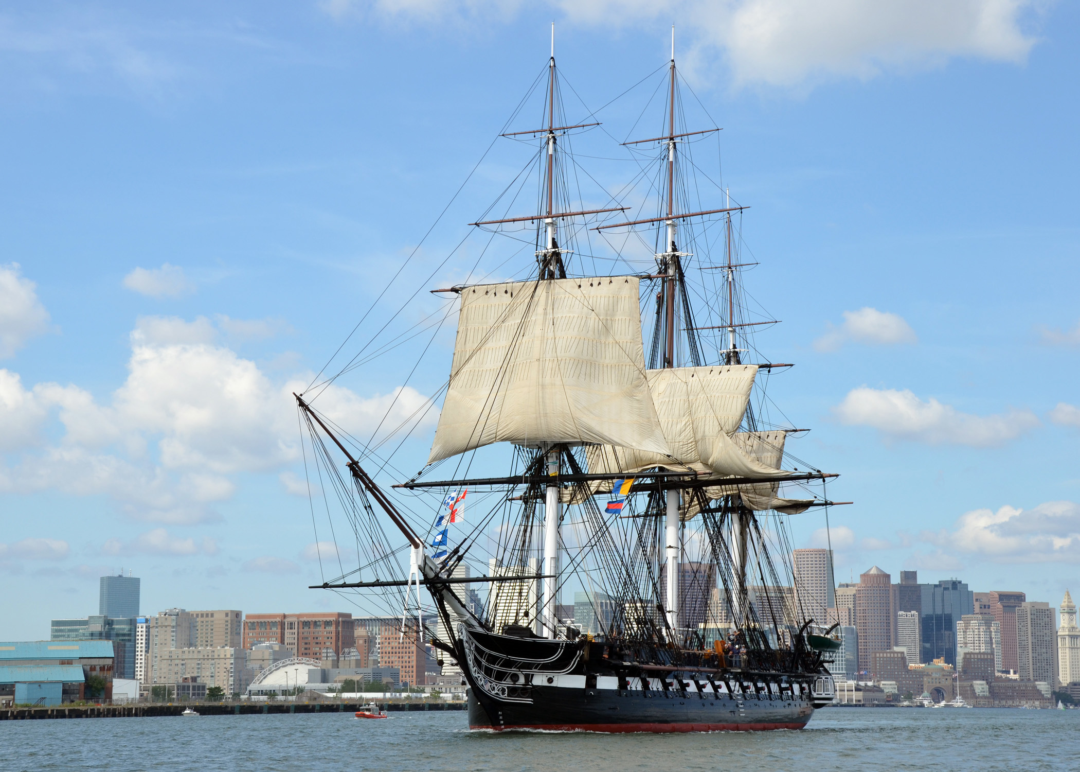Uss constitution photo