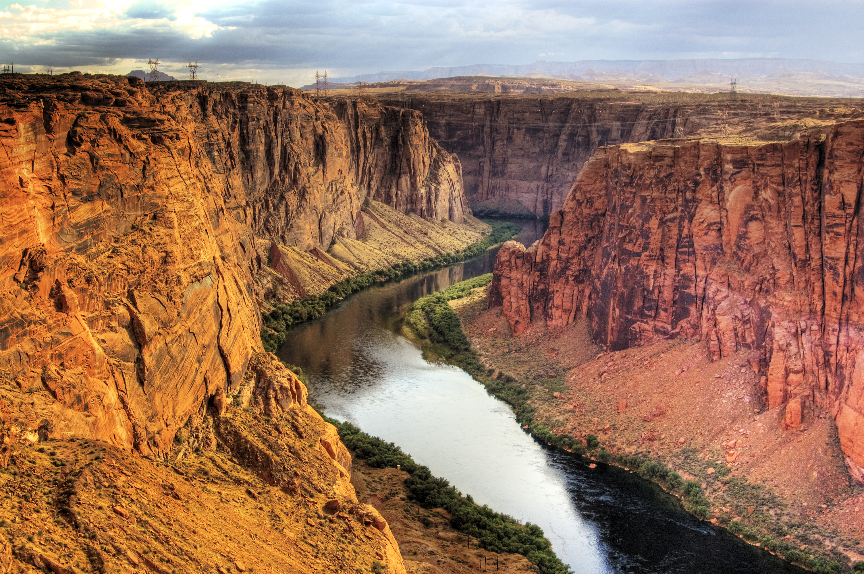 File:Glen Canyon in southeastern and south central Utah.jpg ...