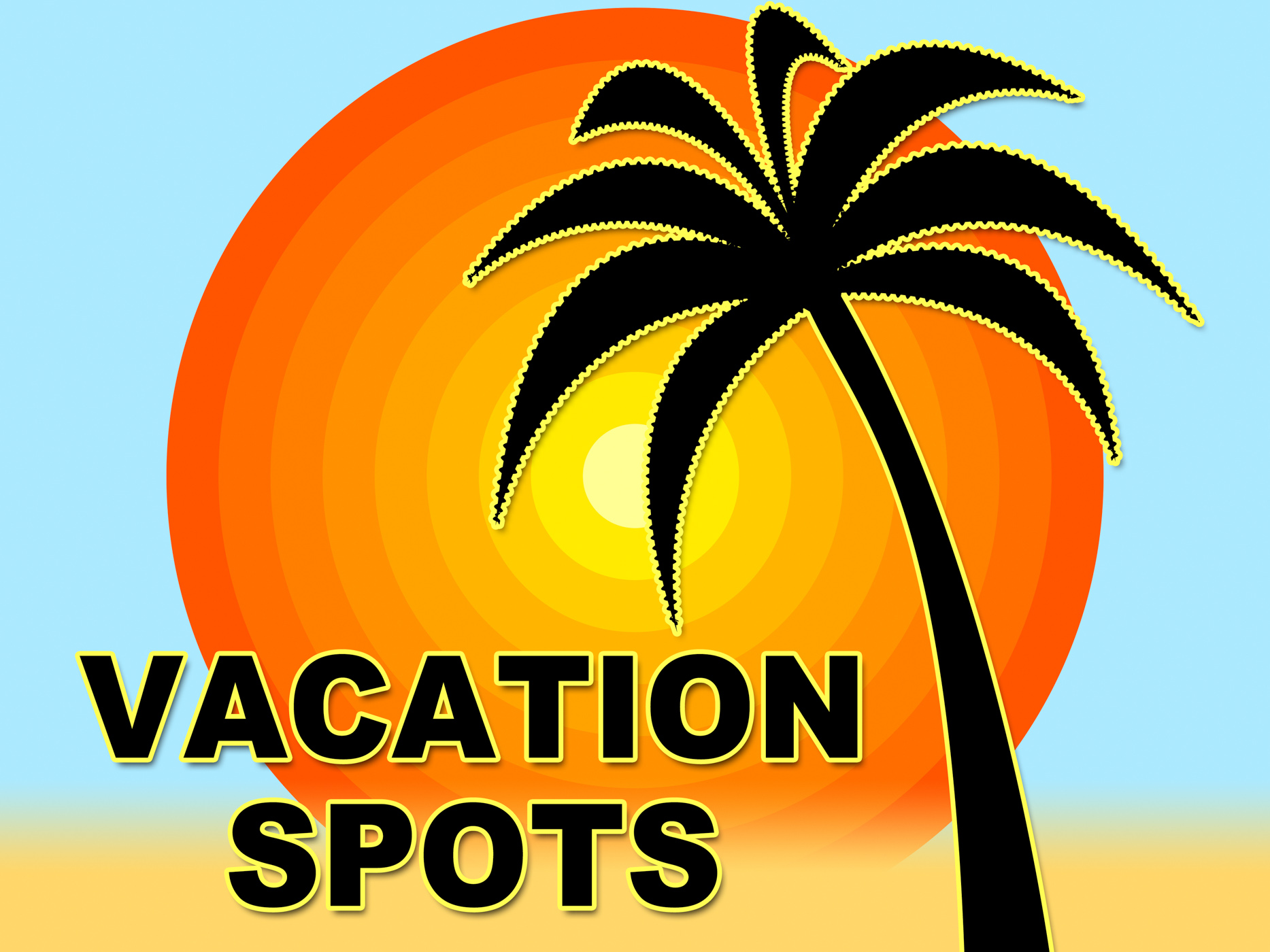 Vacation Spots Represents Place Holidays And Vacations, Break, Destination, Destinations, Getaway, HQ Photo