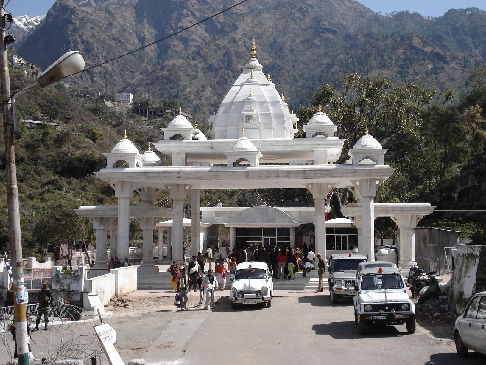 Vaishno devi temple photo