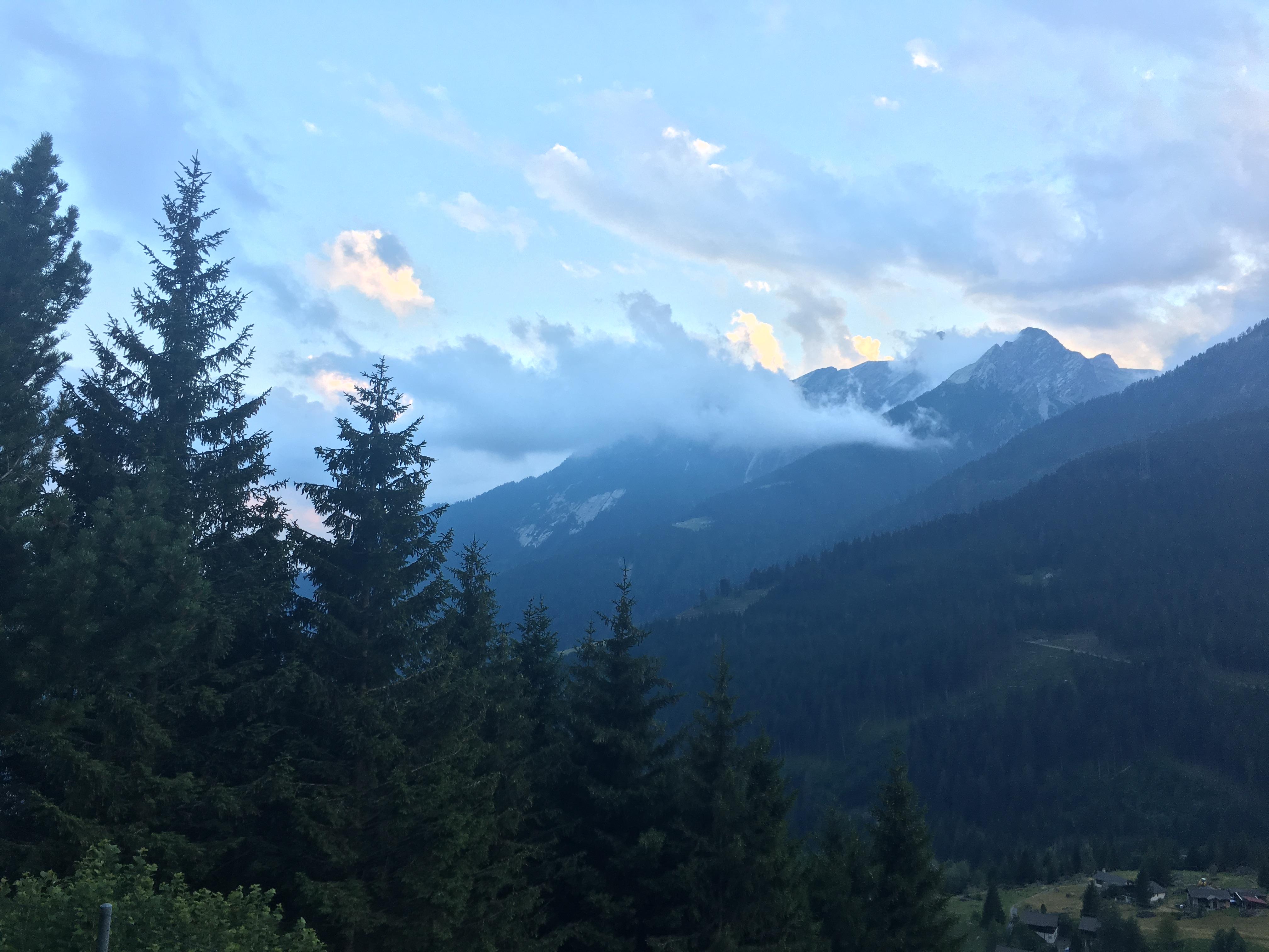 Val calanca, swiss photo