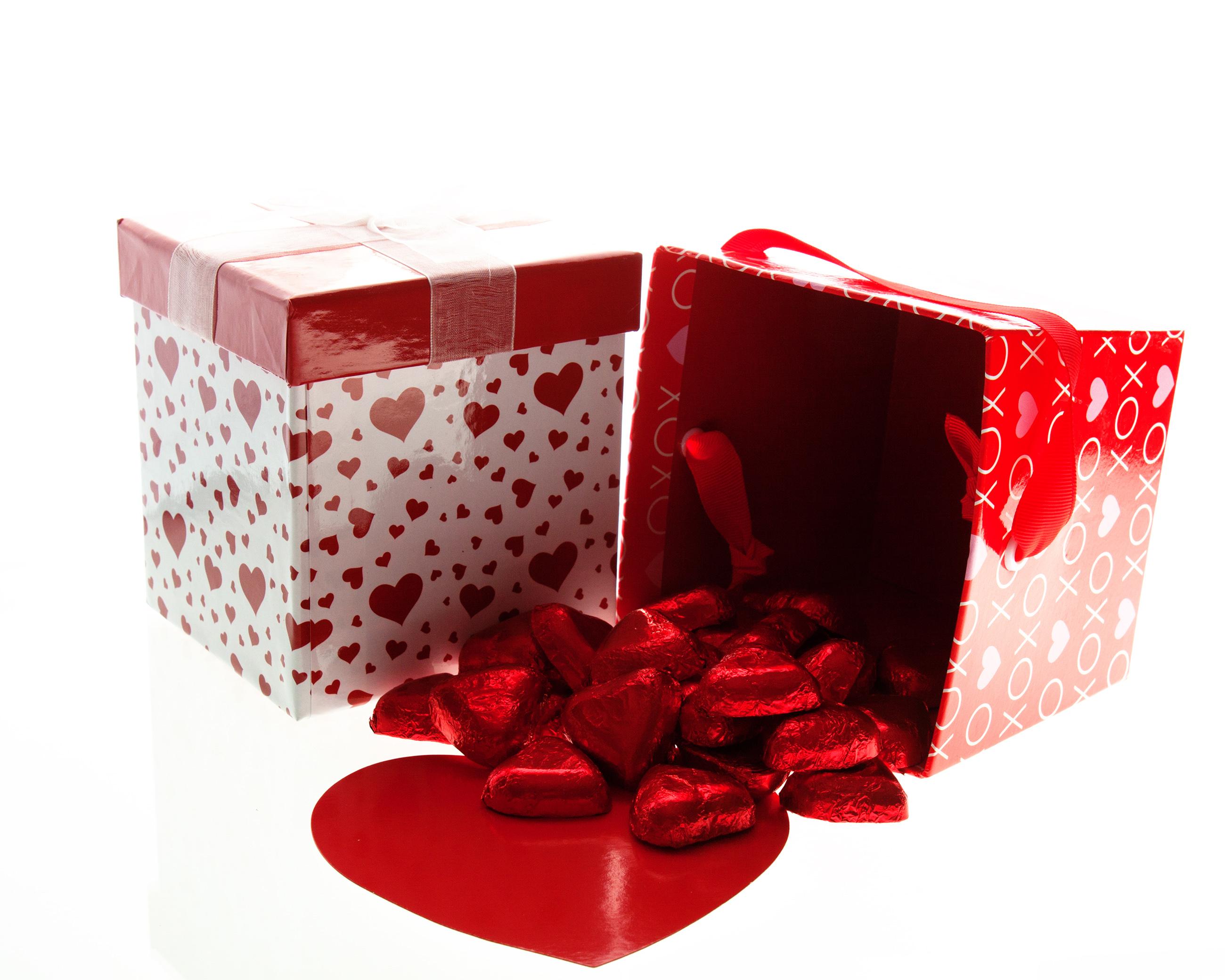 Valentines, White, Heart, Valentine, Silk, HQ Photo