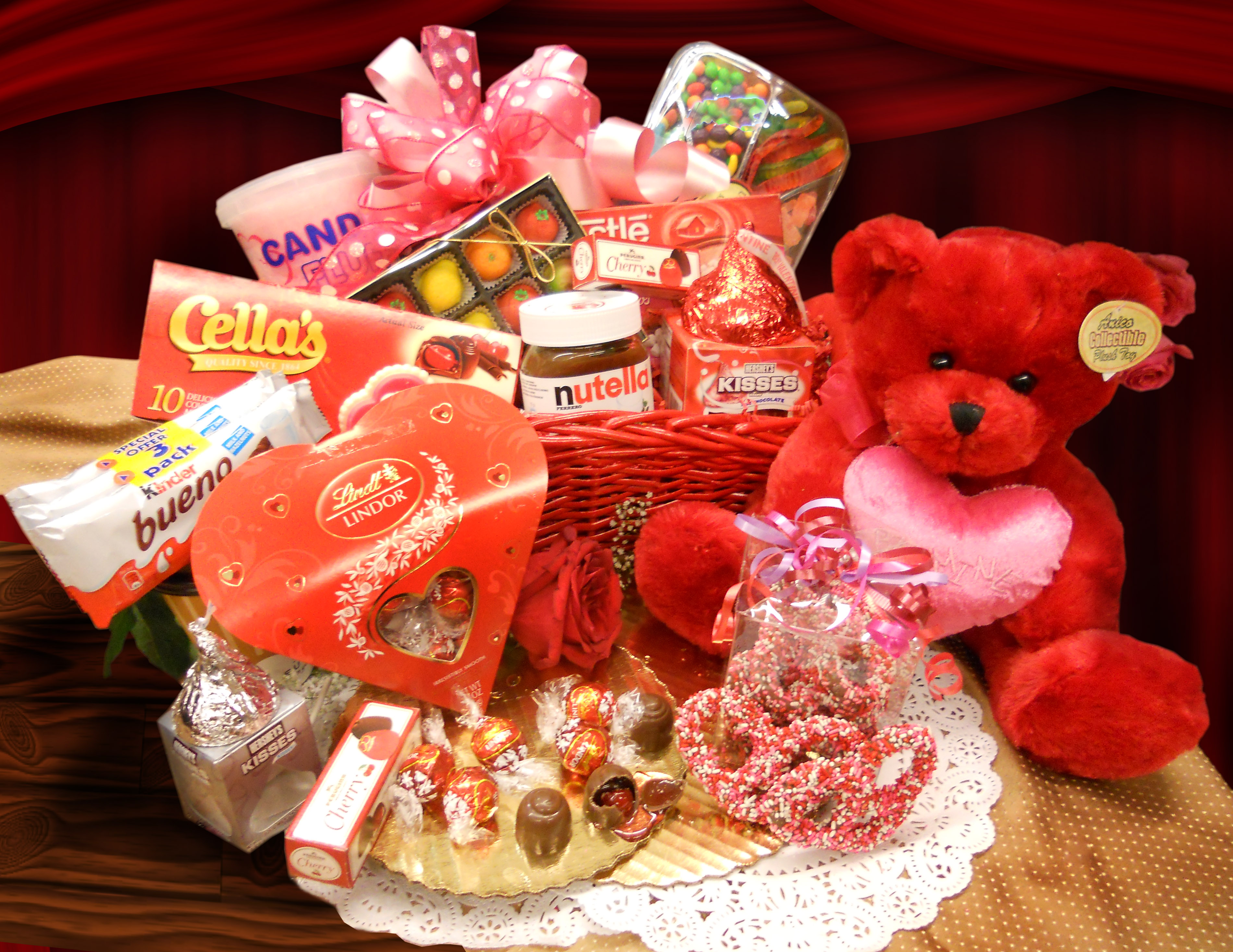 Free Photo Valentines Day Gift Snow Valentine Winter Free