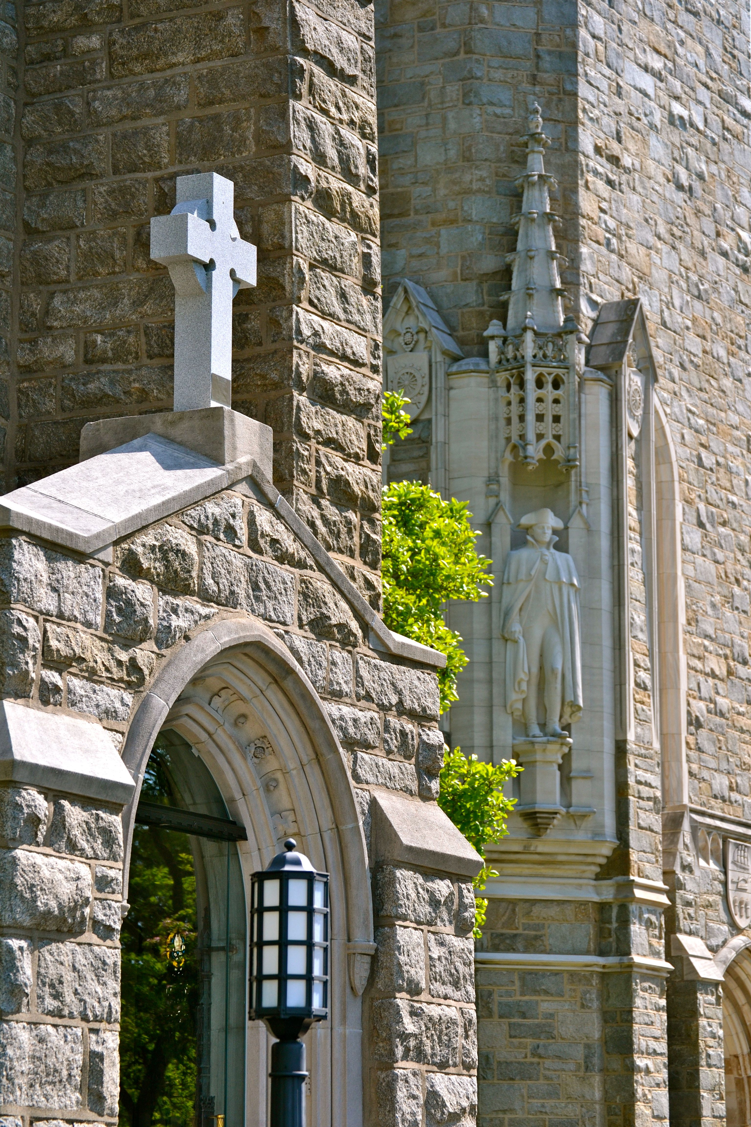 Washington Memorial Chapel; Valley Forge, PA (Photo by Melissa ...