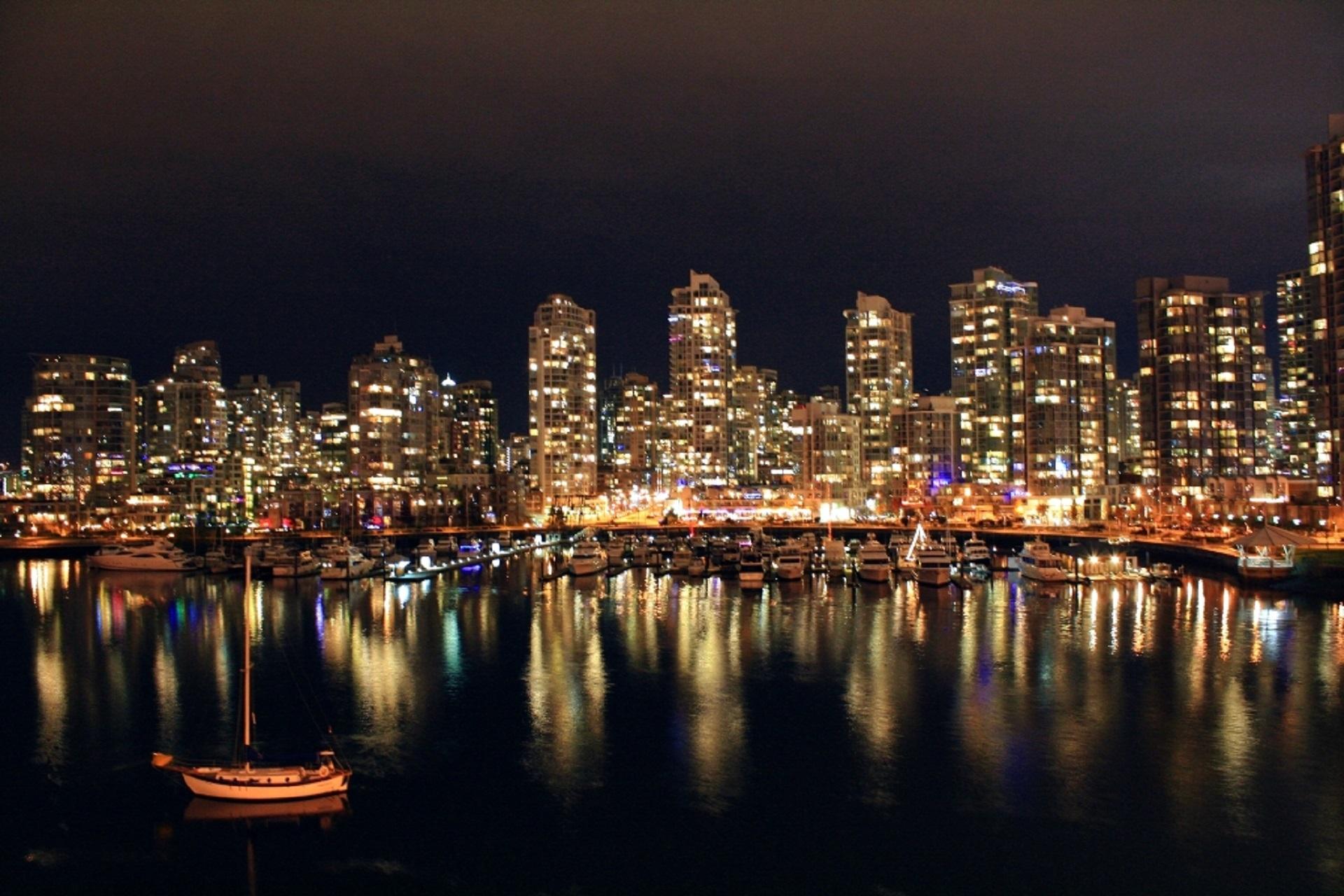 Vancouver city photo
