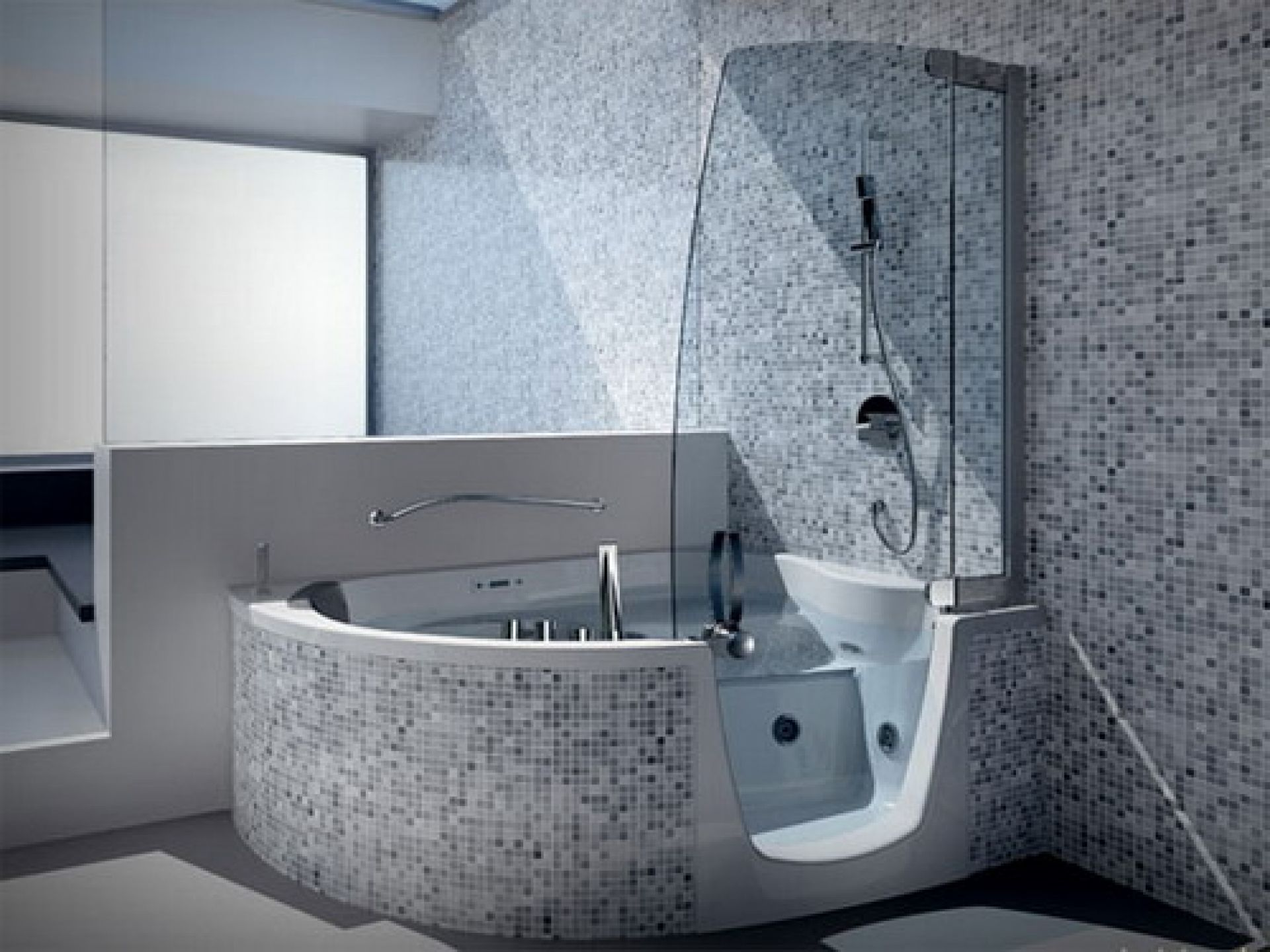 Bathroom Various Selections Of Modern Style Soaking Tubs In Or Oval ...
