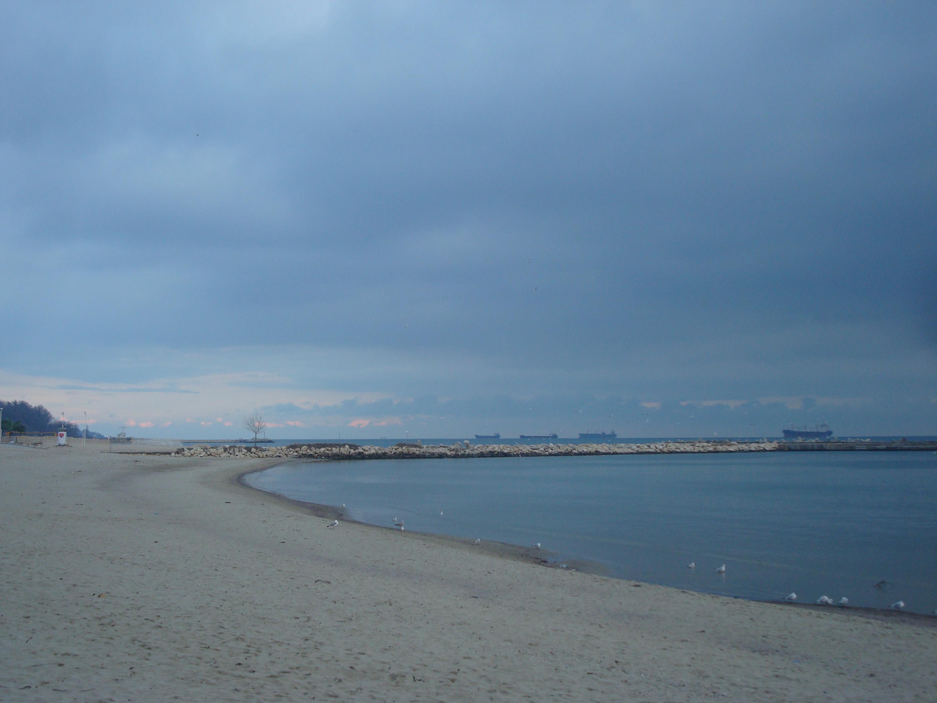 Varna black sea coast photo