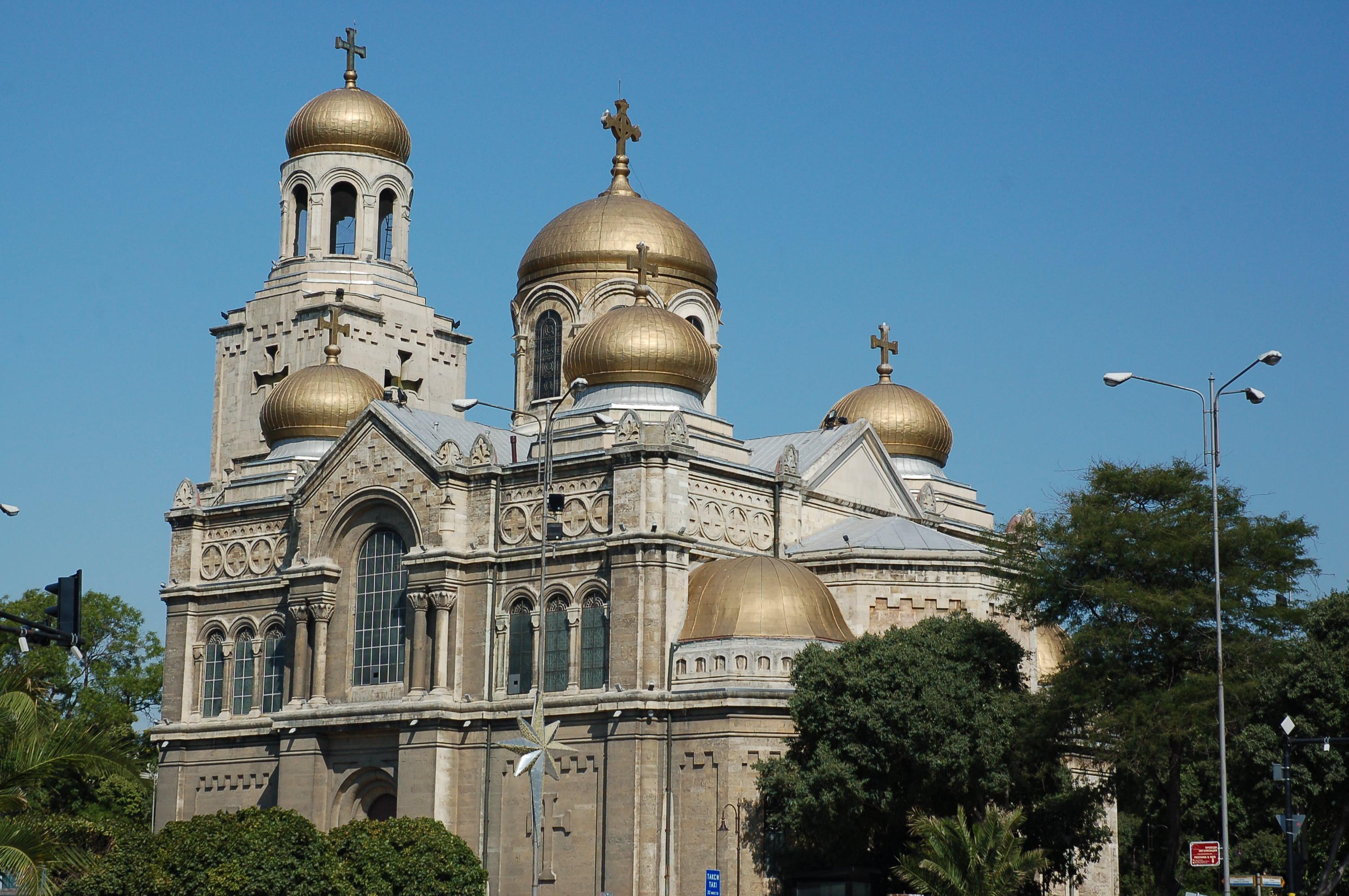 Varna cathedral photo