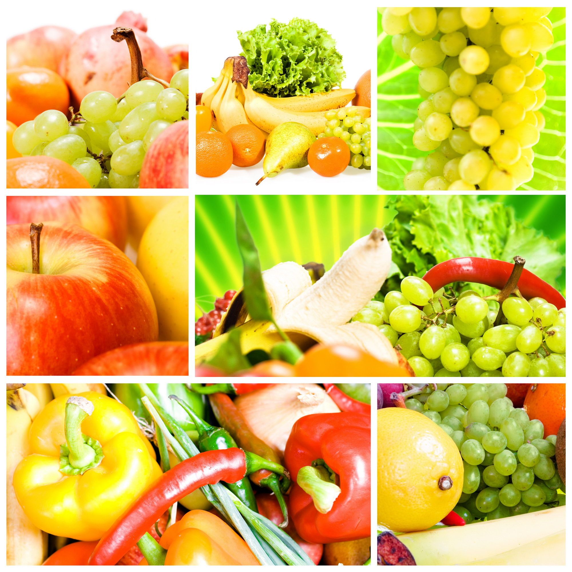 Vegetables & fruits photo