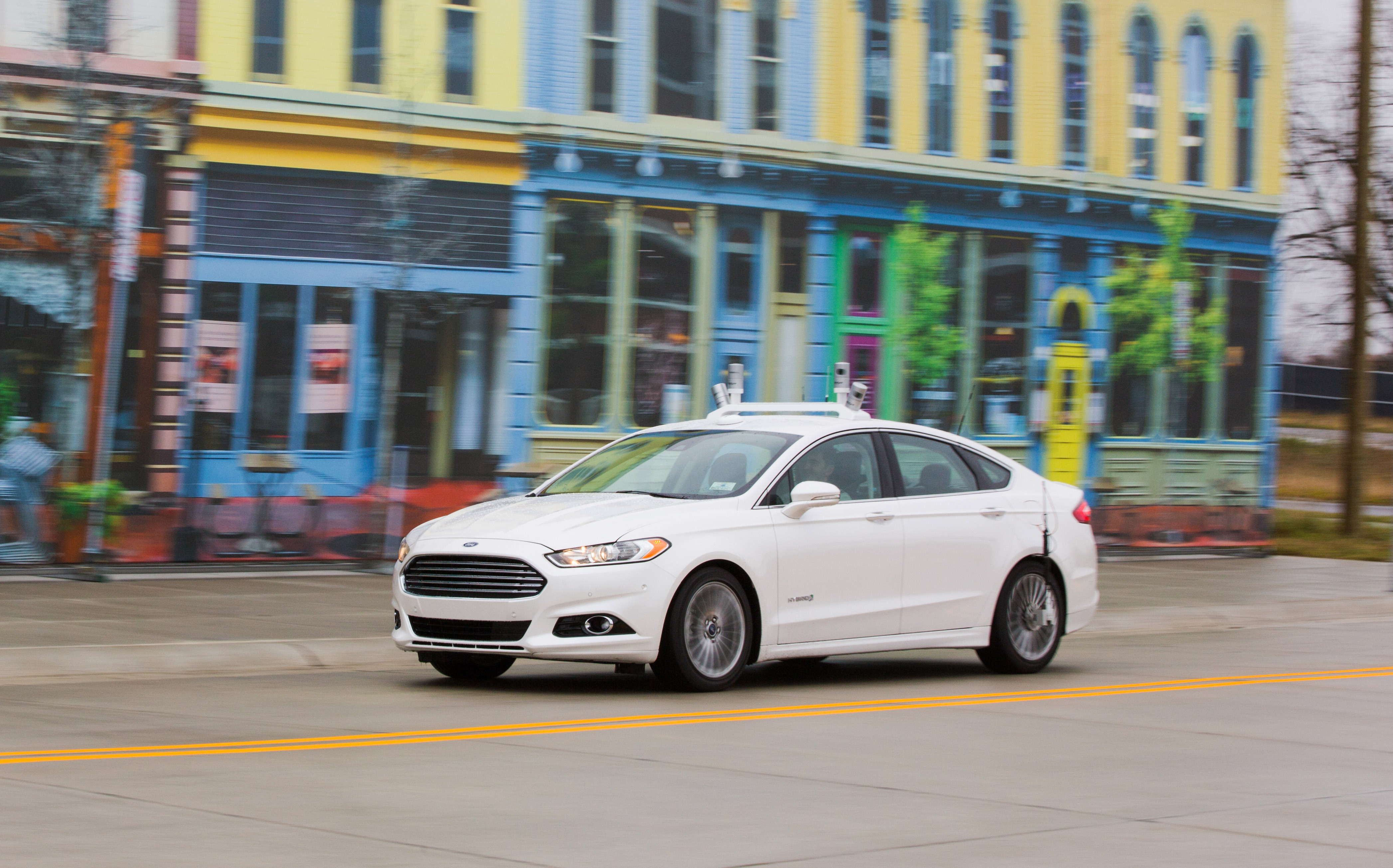 Ford Tripling Autonomous Vehicle Development Fleet, Accelerating On ...