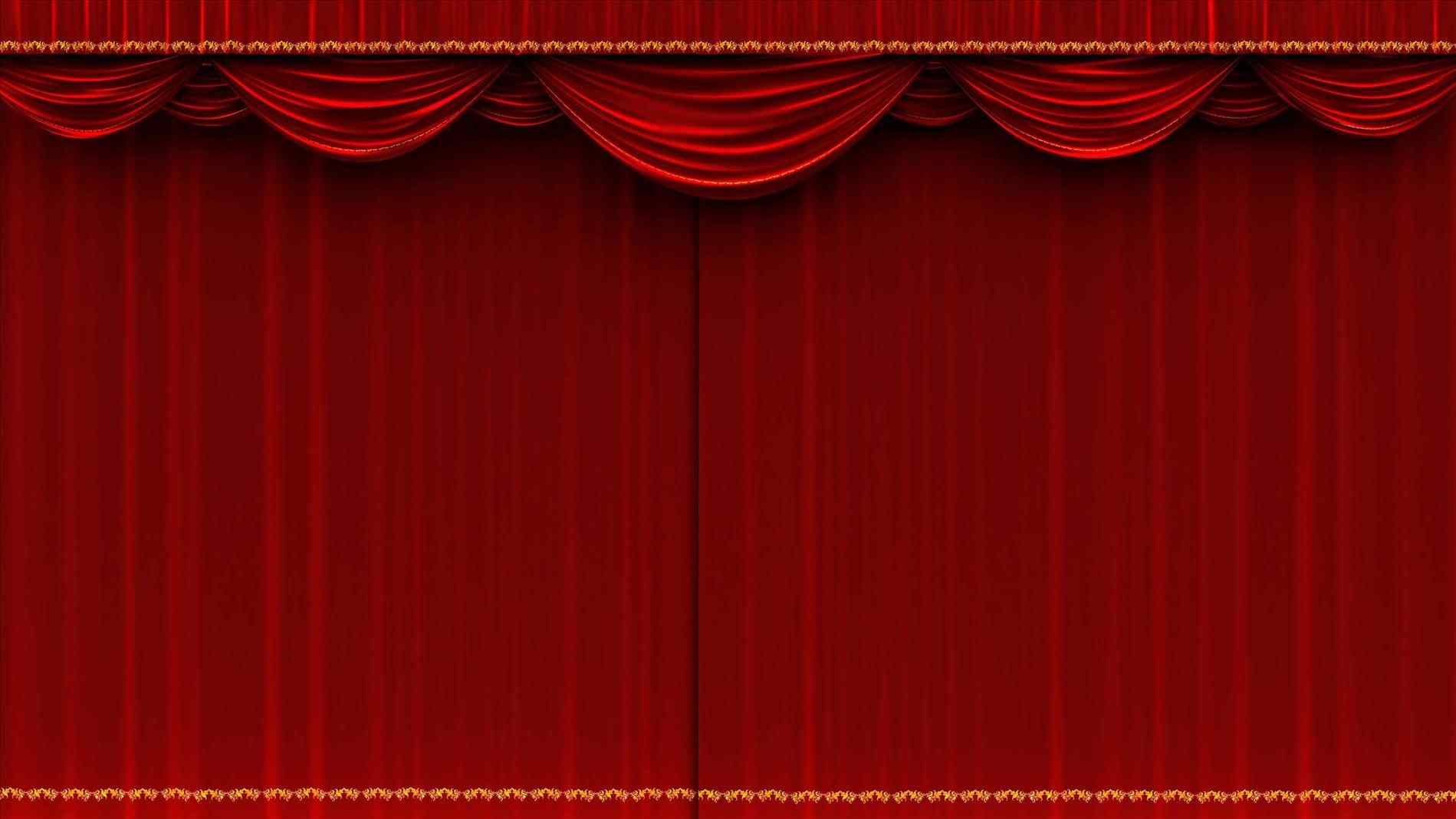 Free photo: Velvet Stage Curtain - Act, Presentation, Hollywood - Free Download - Jooinn
